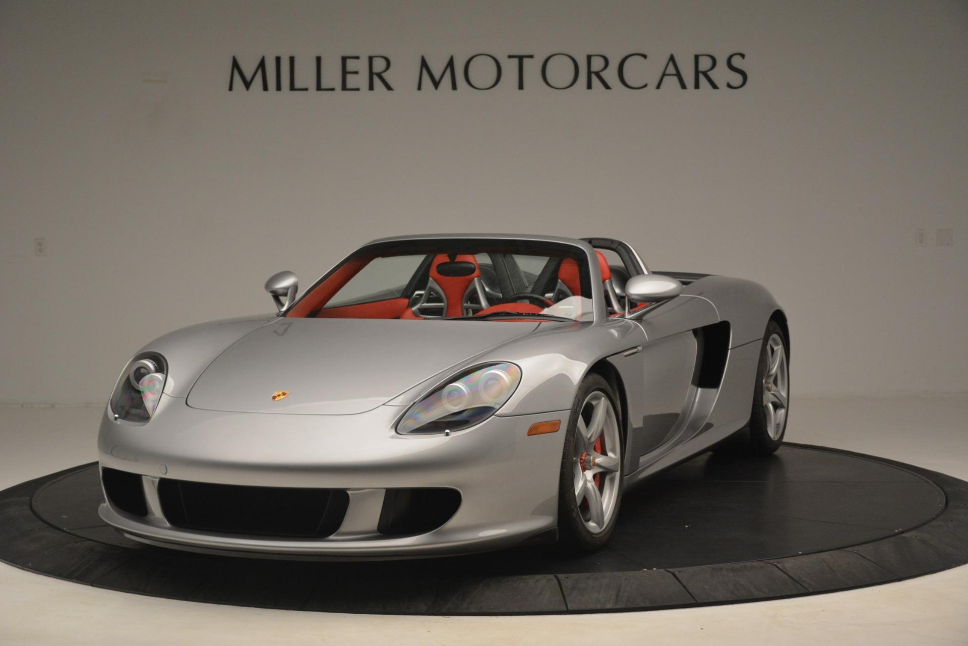 Used 2005 Porsche Carrera GT  For Sale In Westport, CT 3161_main