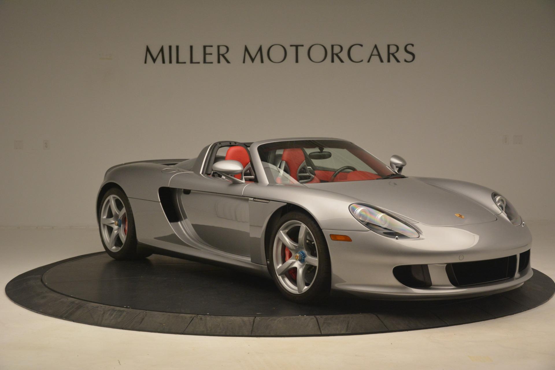 Used 2005 Porsche Carrera GT  For Sale In Westport, CT 3161_p12
