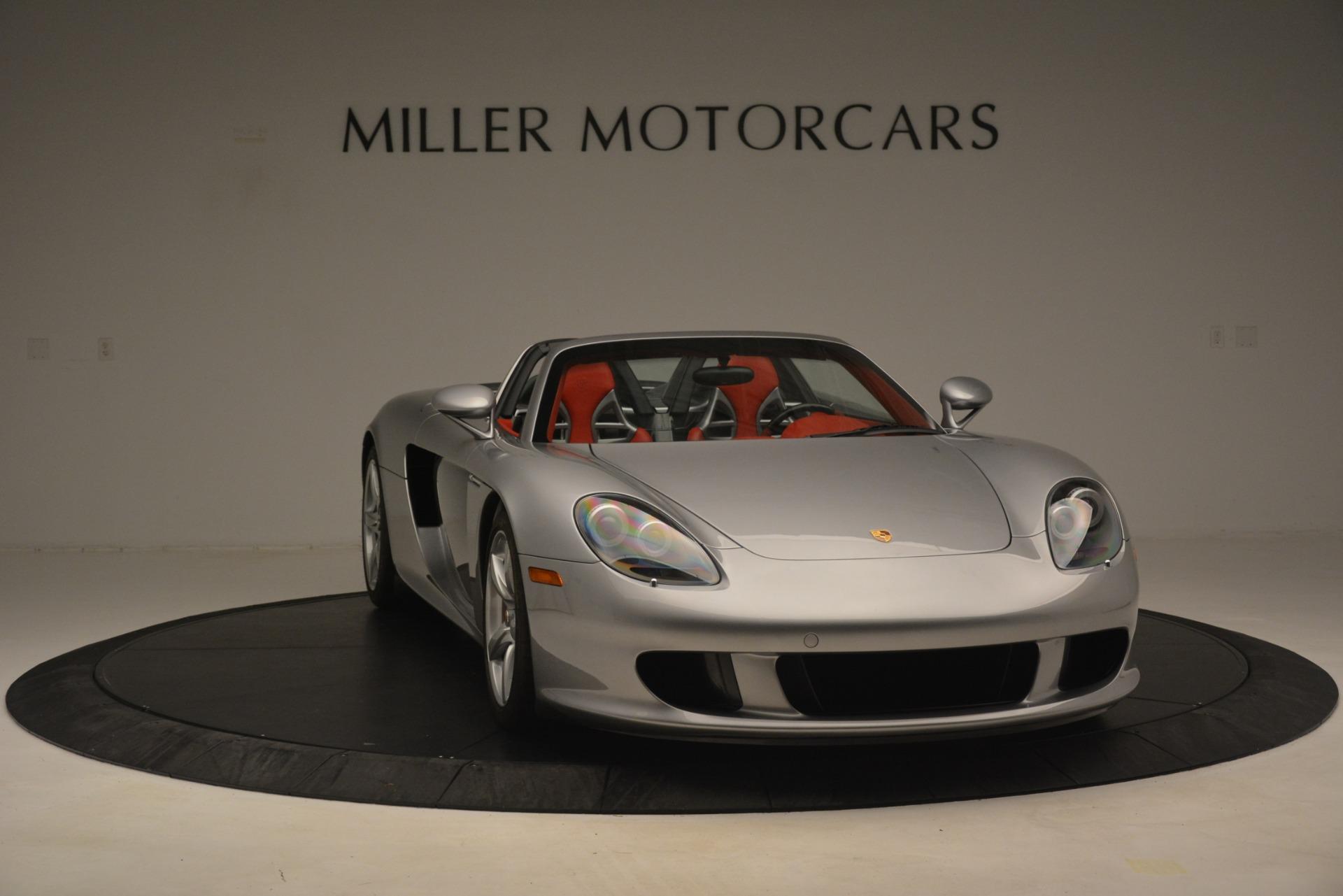 Used 2005 Porsche Carrera GT  For Sale In Westport, CT 3161_p13