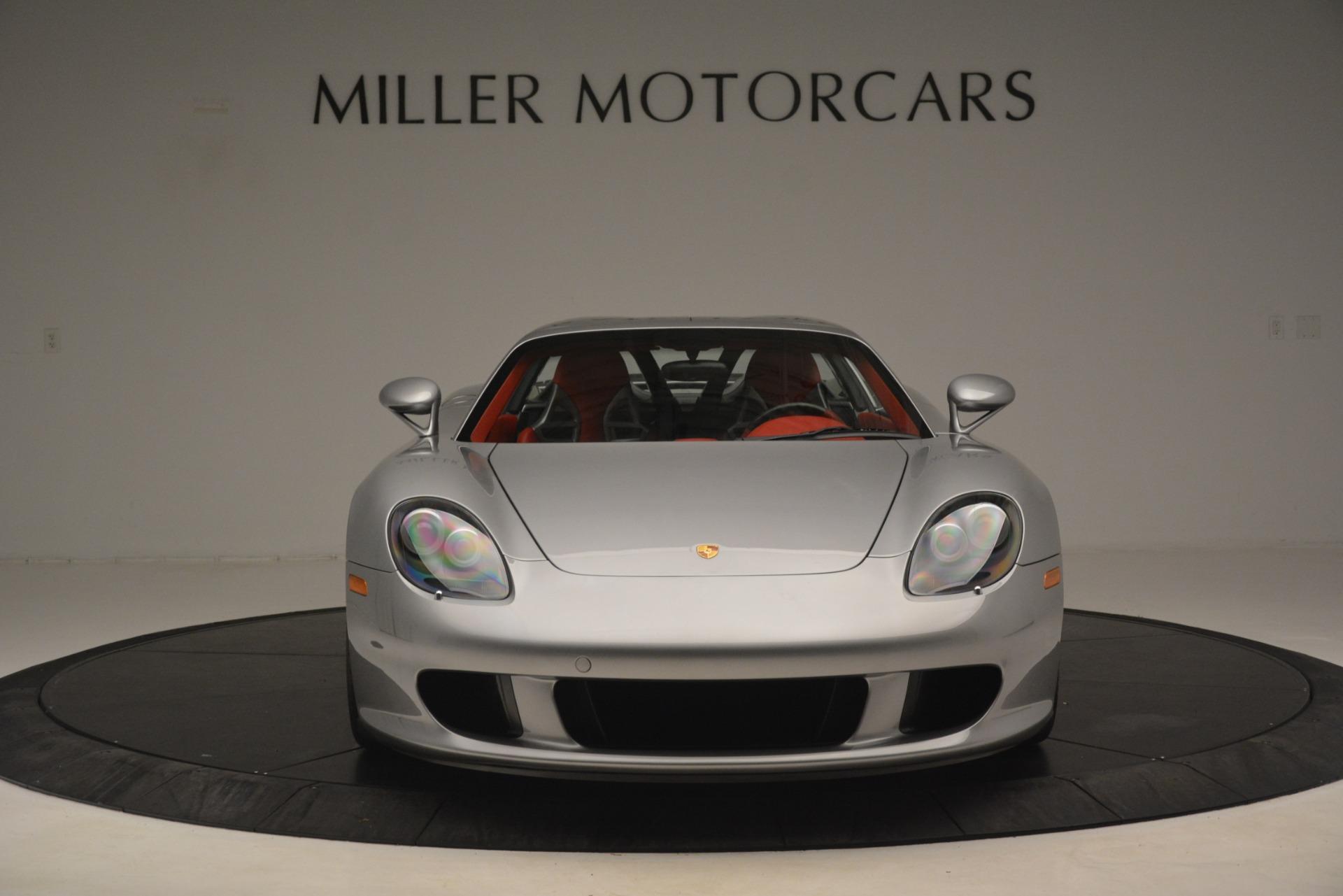 Used 2005 Porsche Carrera GT  For Sale In Westport, CT 3161_p14