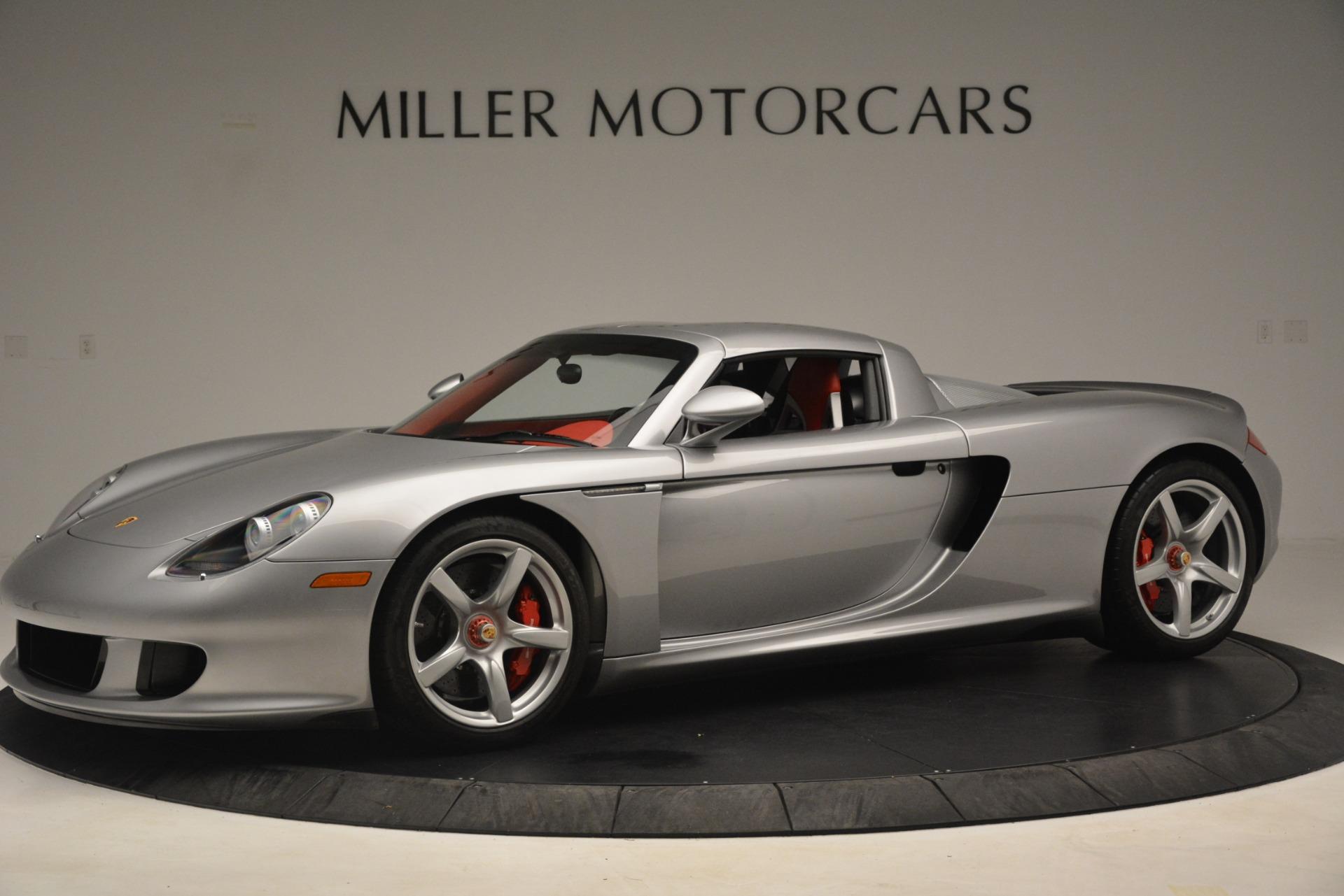 Used 2005 Porsche Carrera GT  For Sale In Westport, CT 3161_p15