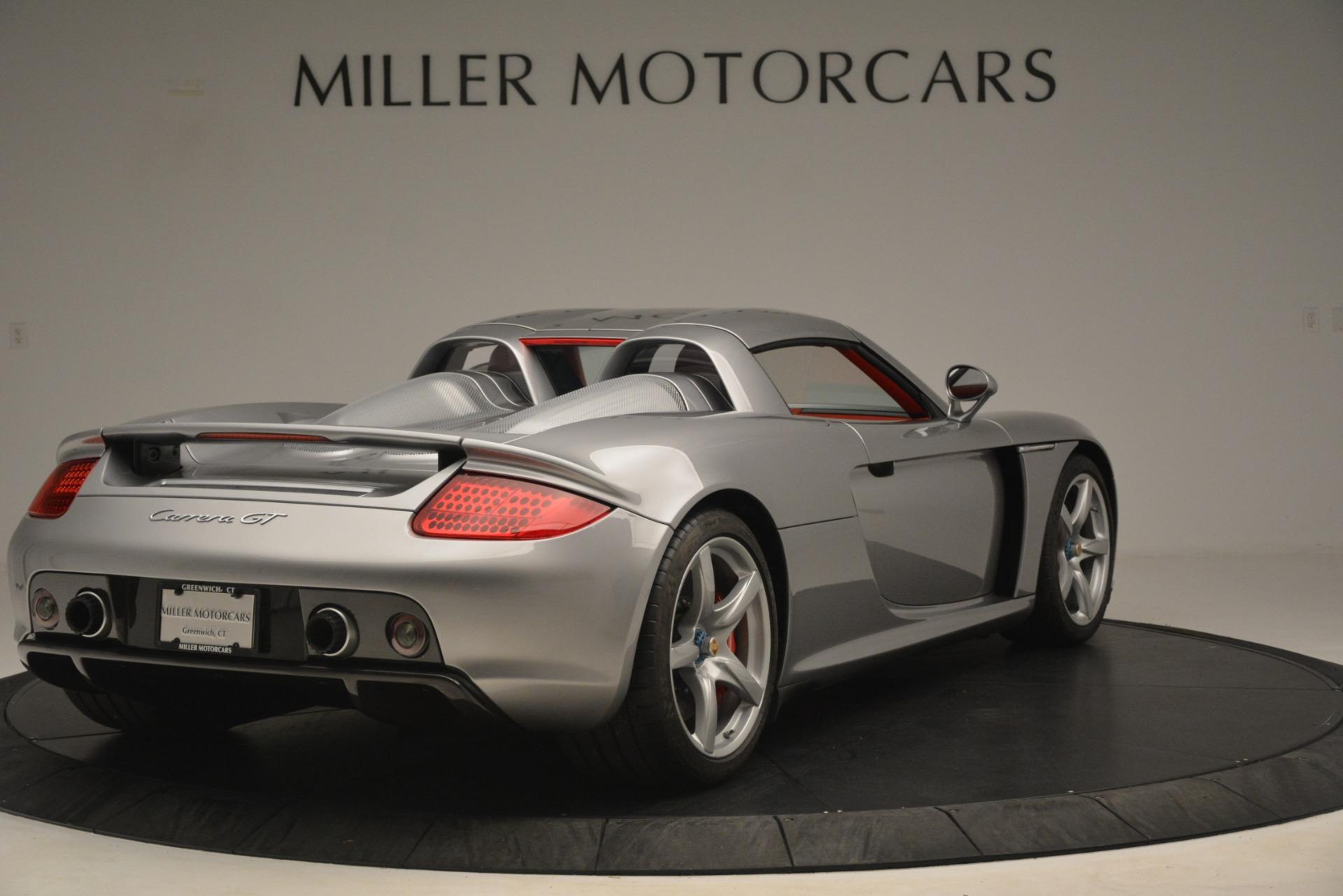 Used 2005 Porsche Carrera GT  For Sale In Westport, CT 3161_p18