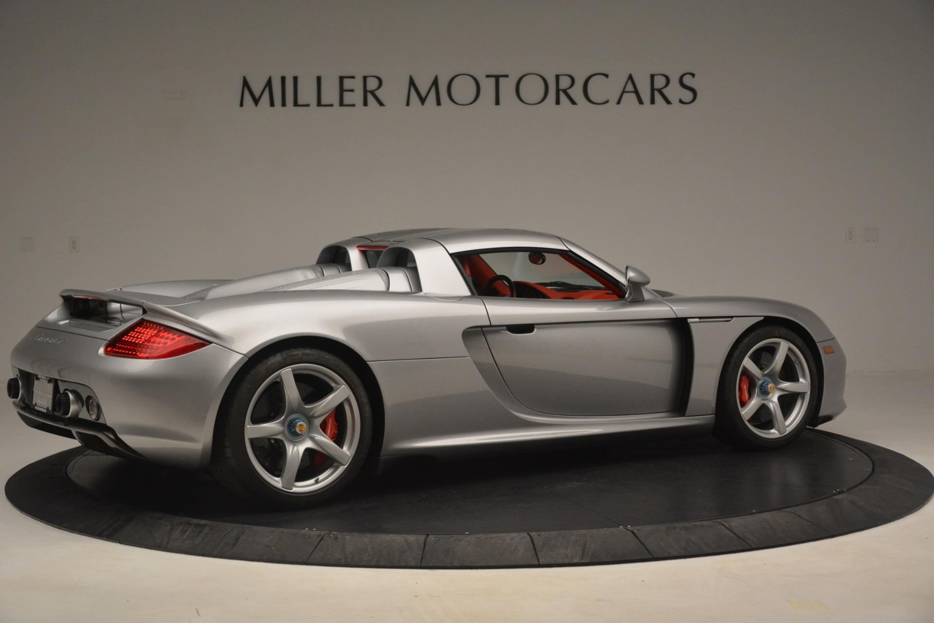 Used 2005 Porsche Carrera GT  For Sale In Westport, CT 3161_p19