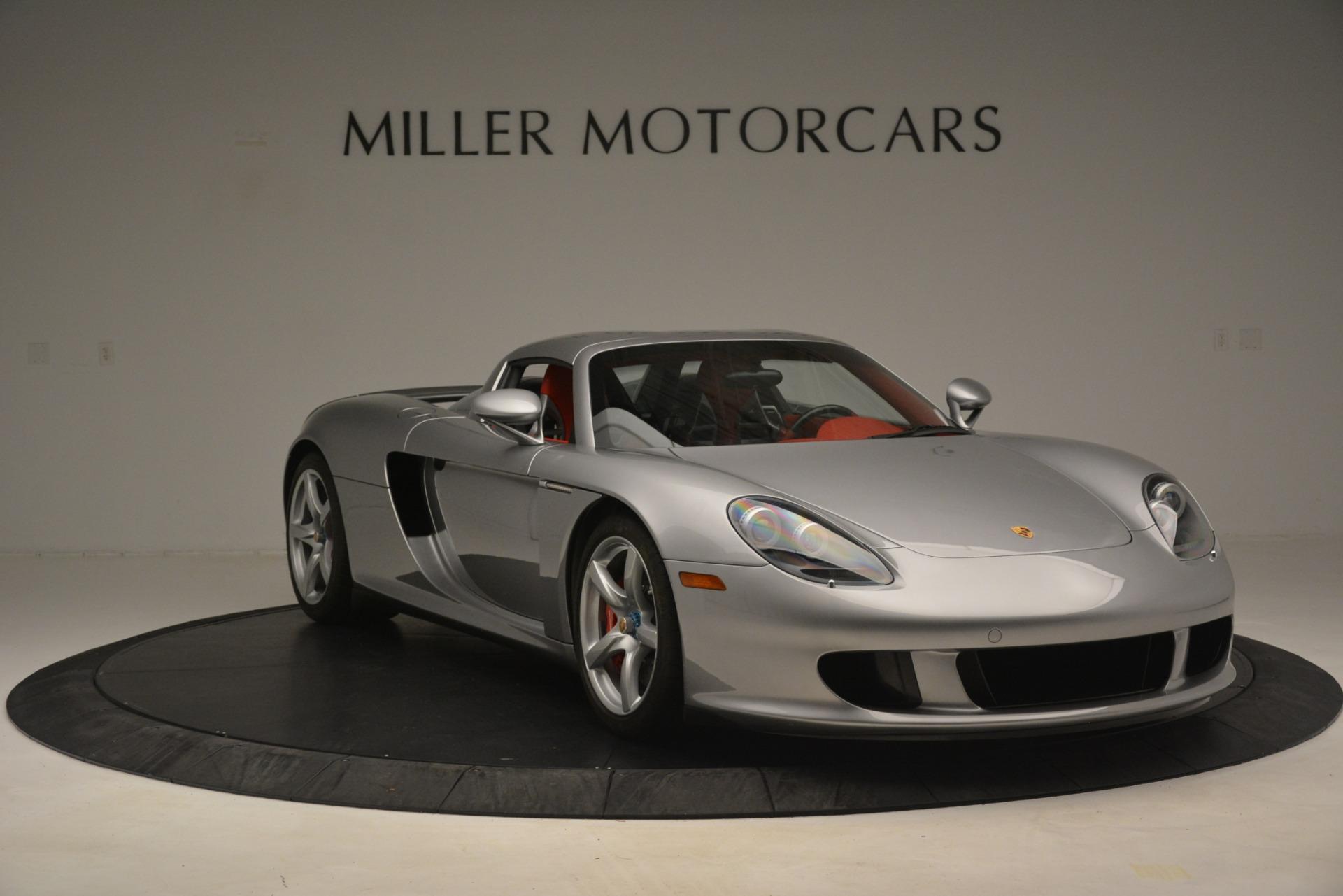 Used 2005 Porsche Carrera GT  For Sale In Westport, CT 3161_p21