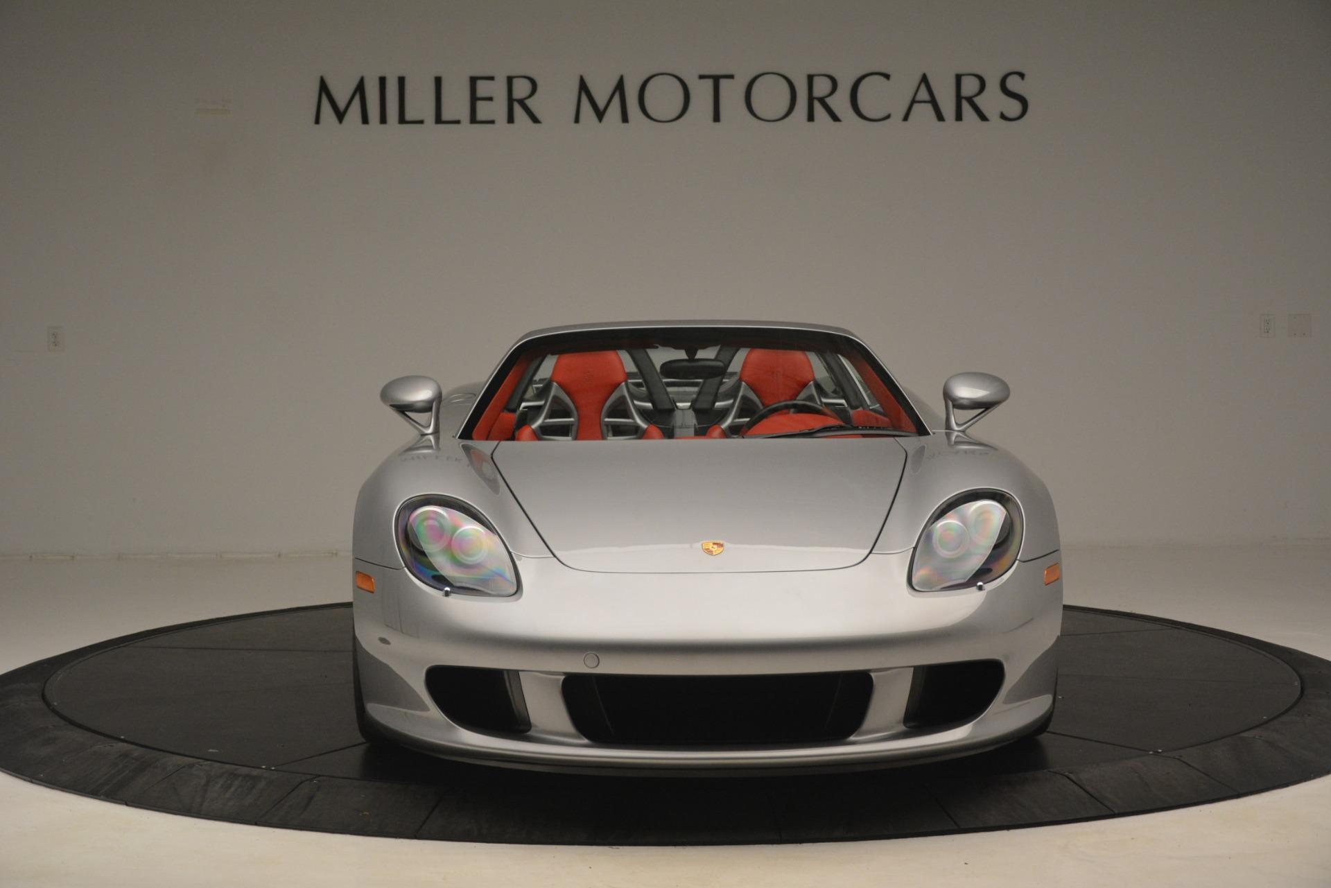 Used 2005 Porsche Carrera GT  For Sale In Westport, CT 3161_p22