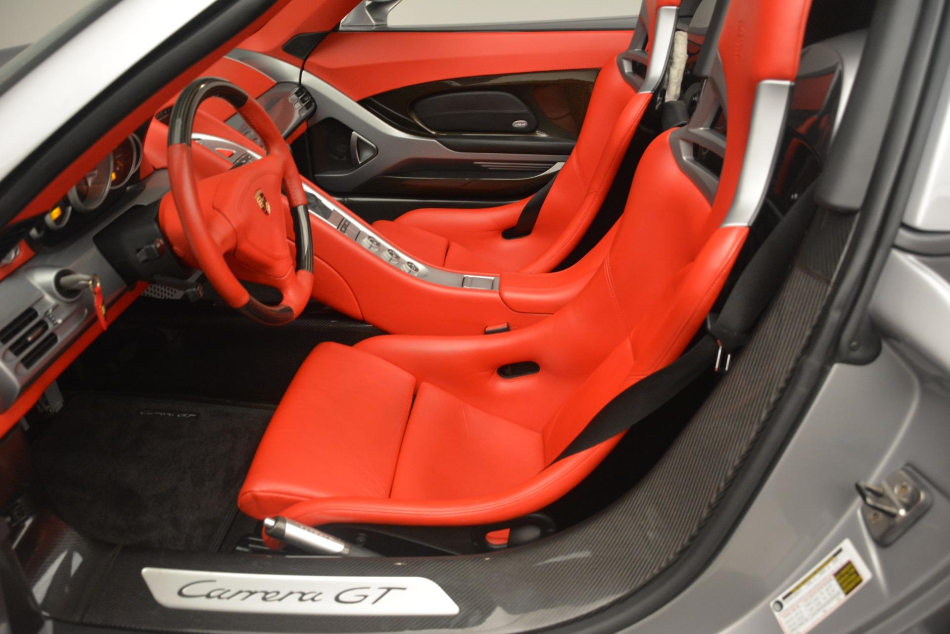 Used 2005 Porsche Carrera GT  For Sale In Westport, CT 3161_p24