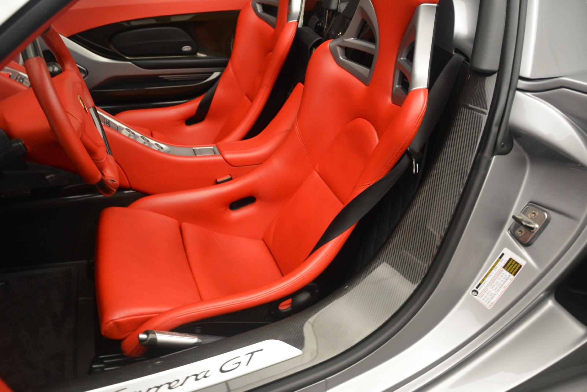Used 2005 Porsche Carrera GT  For Sale In Westport, CT 3161_p25