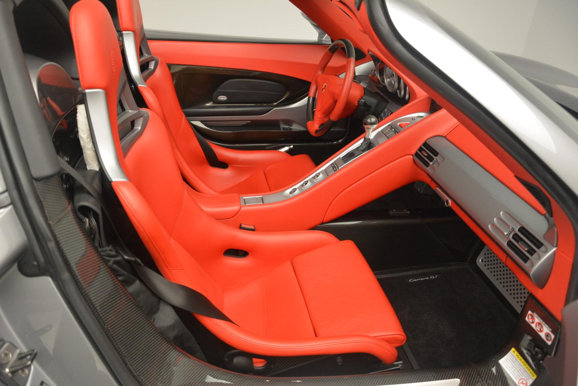 Used 2005 Porsche Carrera GT  For Sale In Westport, CT 3161_p31