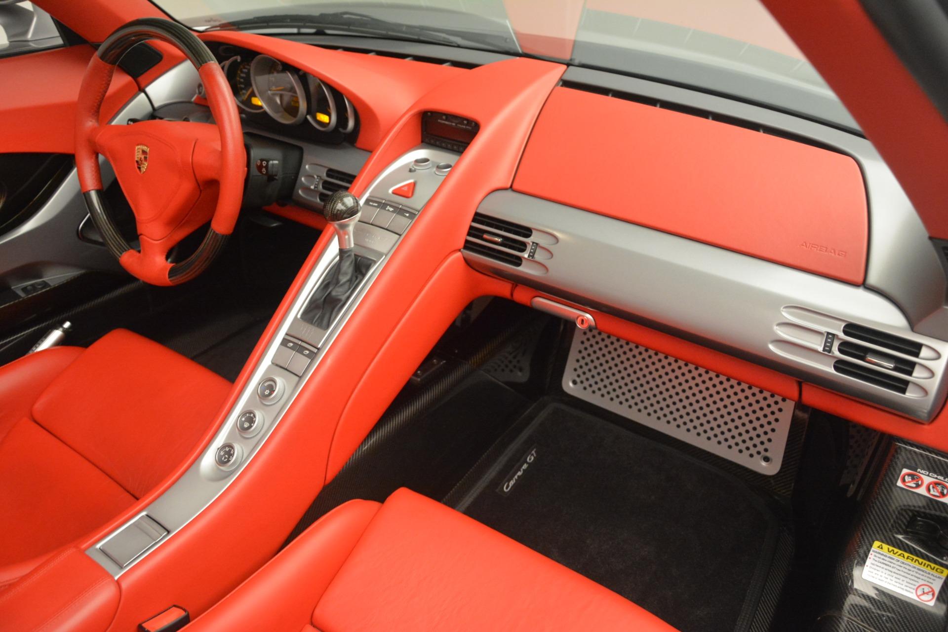 Used 2005 Porsche Carrera GT  For Sale In Westport, CT 3161_p32