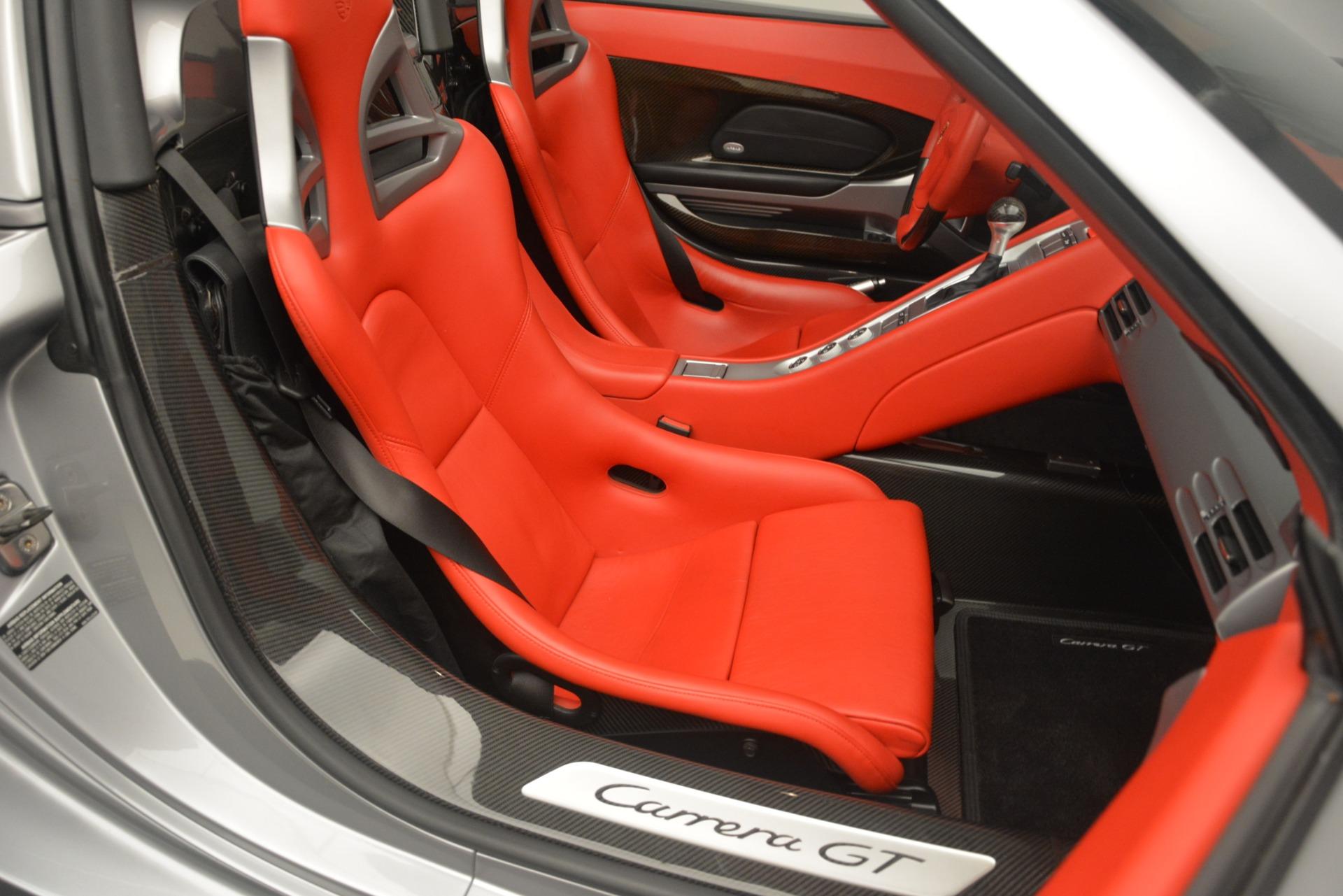 Used 2005 Porsche Carrera GT  For Sale In Westport, CT 3161_p33