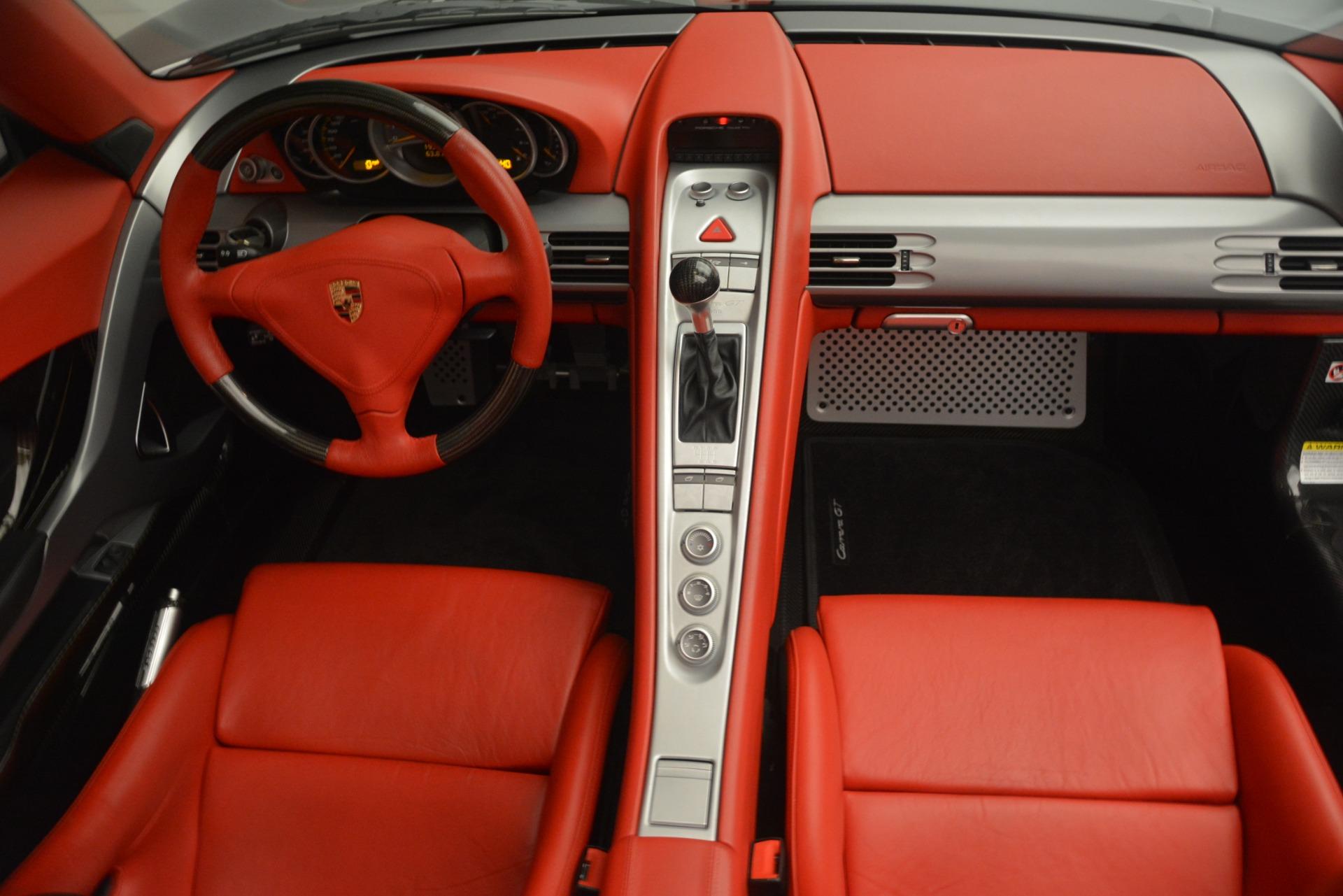 Used 2005 Porsche Carrera GT  For Sale In Westport, CT 3161_p34
