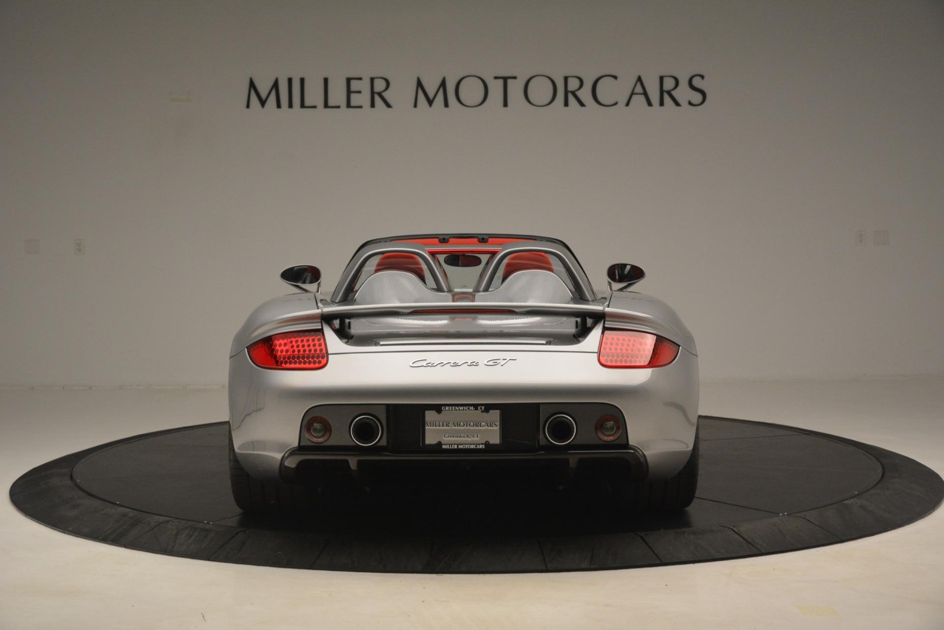 Used 2005 Porsche Carrera GT  For Sale In Westport, CT 3161_p6
