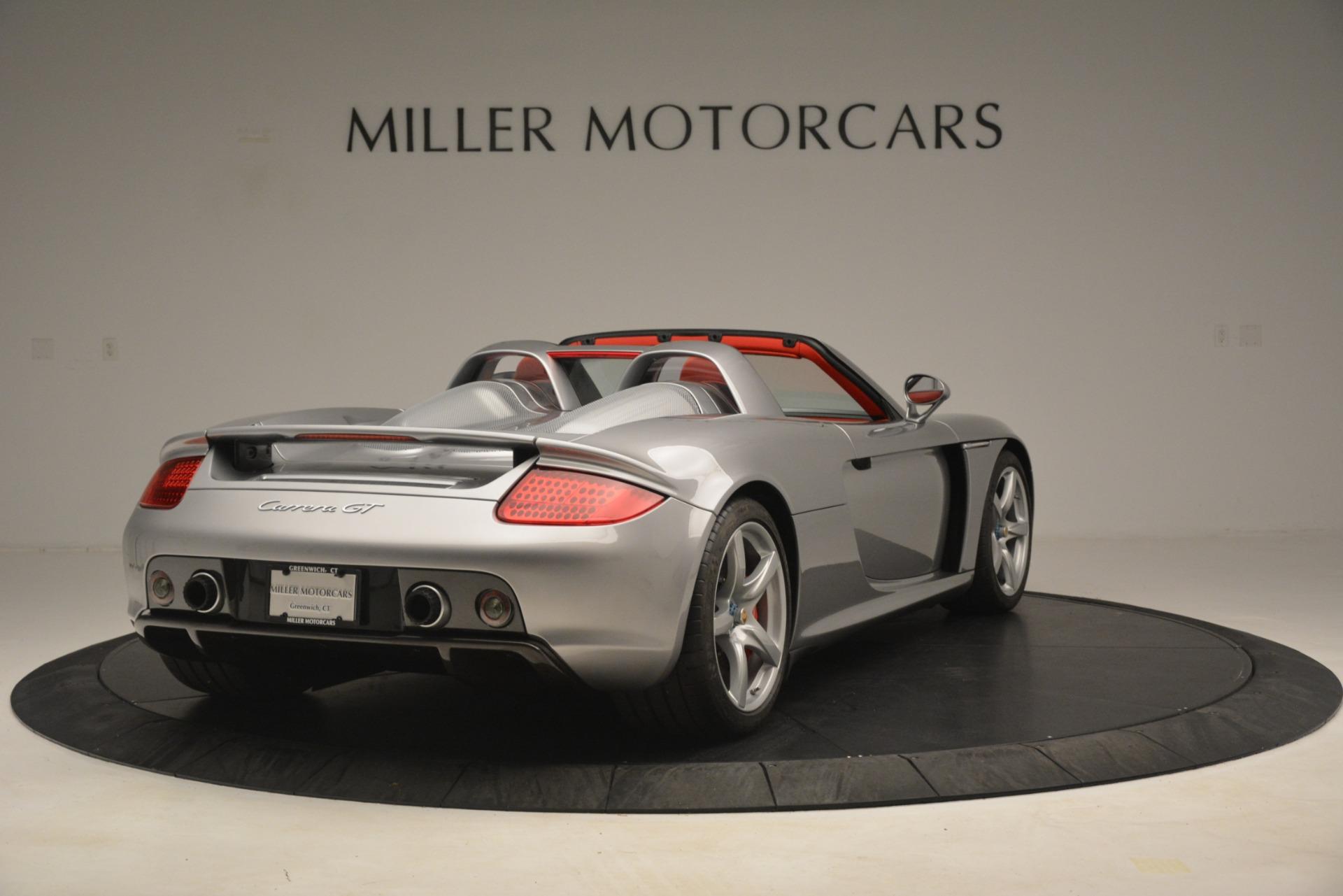 Used 2005 Porsche Carrera GT  For Sale In Westport, CT 3161_p7