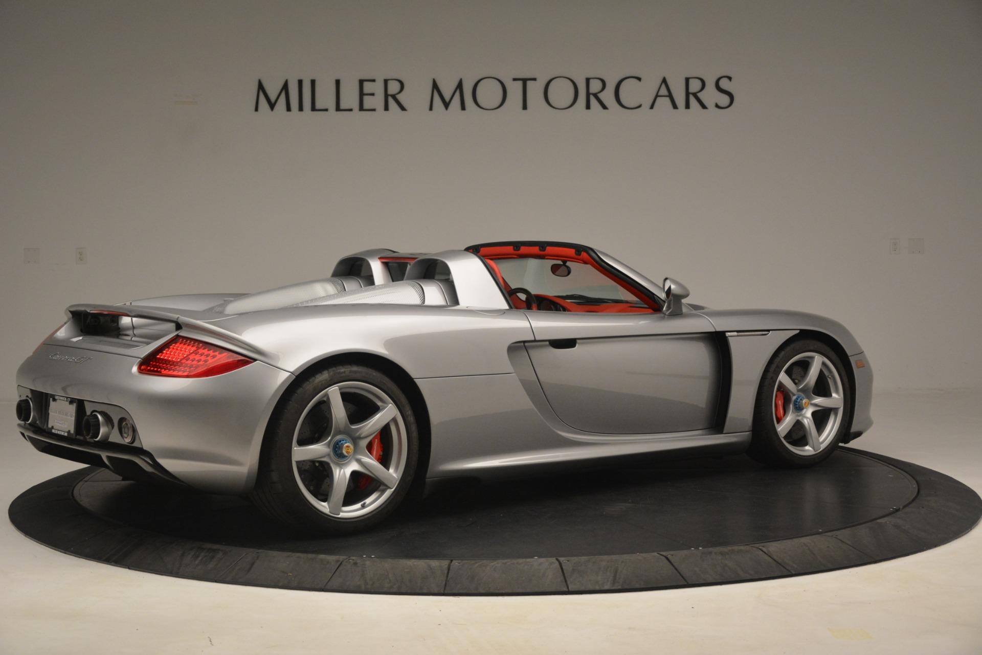 Used 2005 Porsche Carrera GT  For Sale In Westport, CT 3161_p8