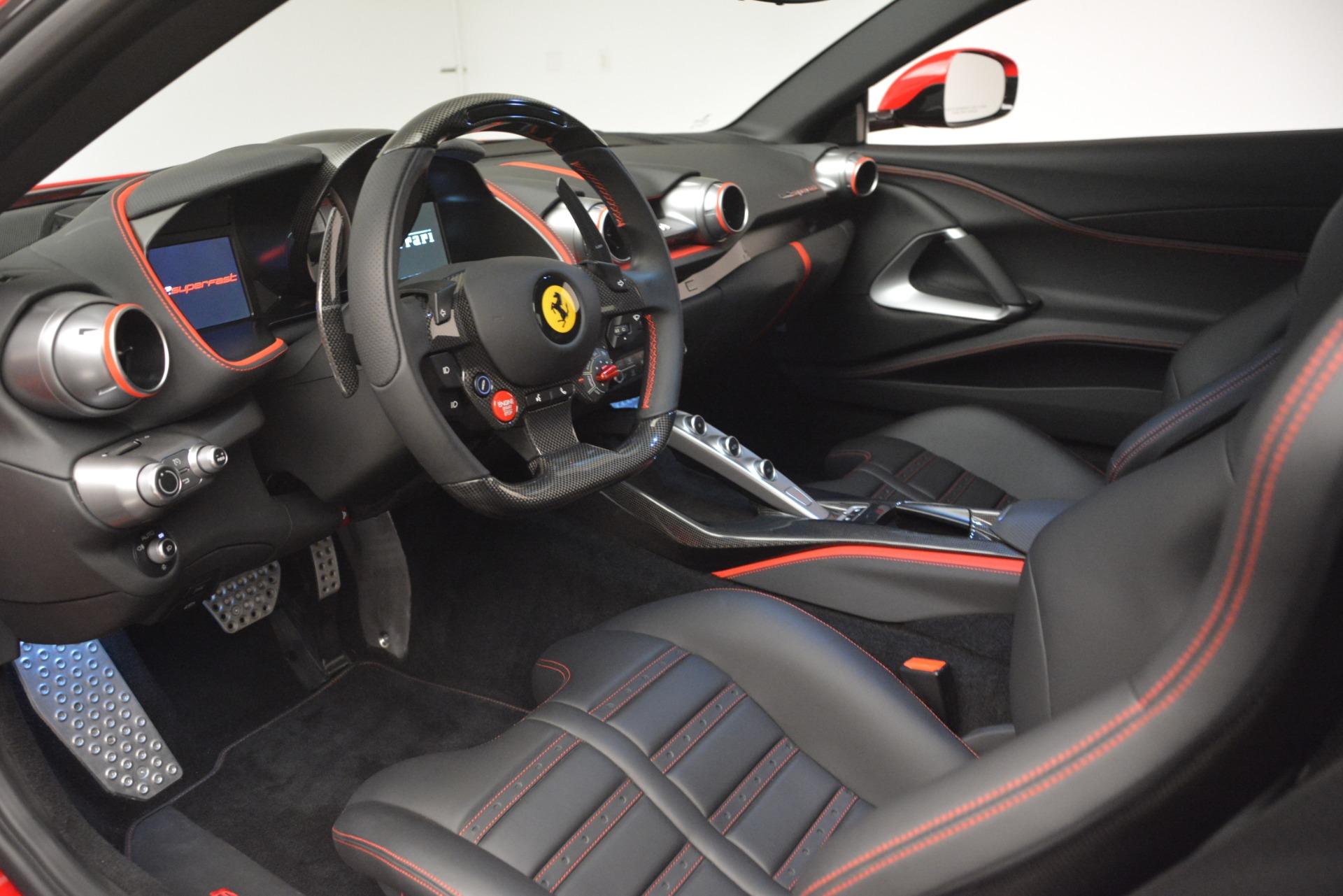 Used 2018 Ferrari 812 Superfast  For Sale In Westport, CT 3167_p13
