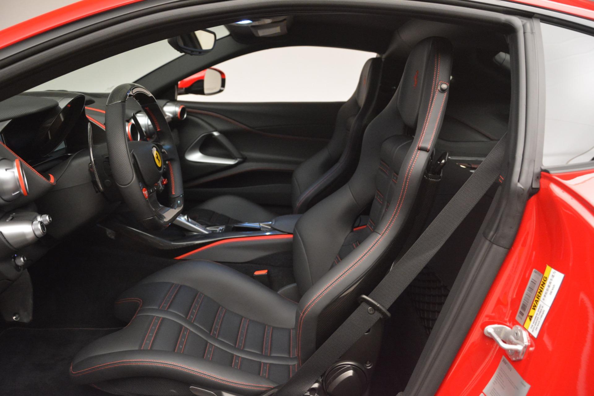Used 2018 Ferrari 812 Superfast  For Sale In Westport, CT 3167_p14
