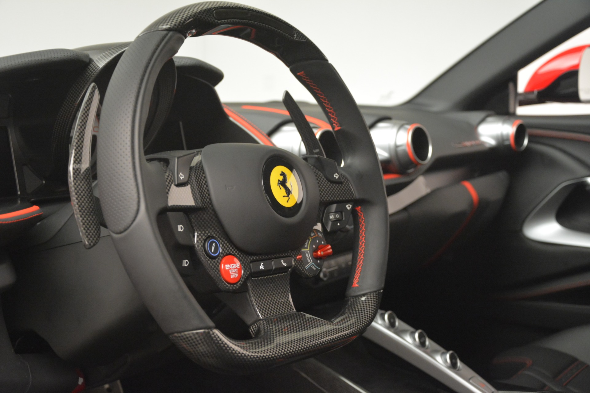 Used 2018 Ferrari 812 Superfast  For Sale In Westport, CT 3167_p16