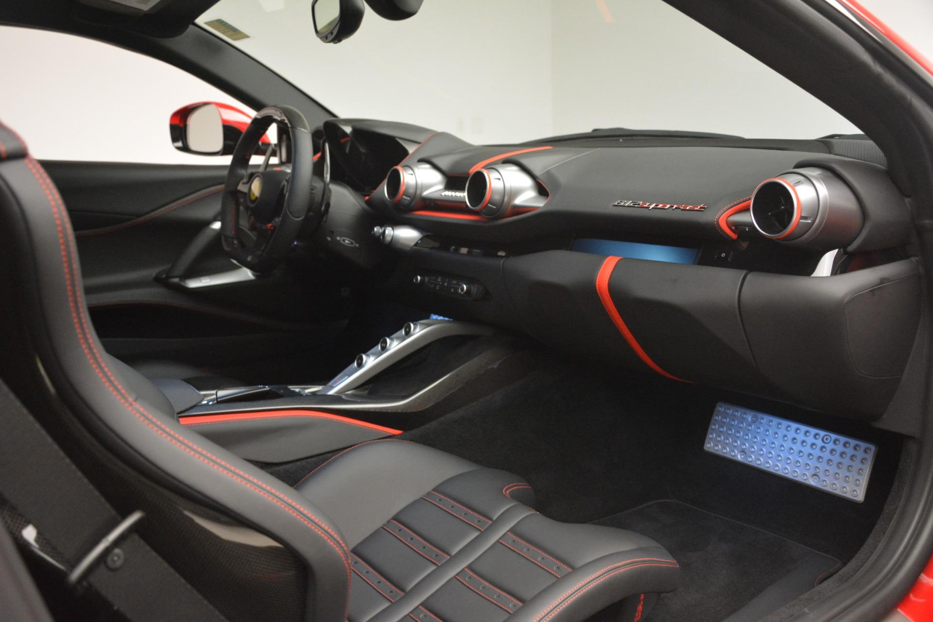Used 2018 Ferrari 812 Superfast  For Sale In Westport, CT 3167_p20