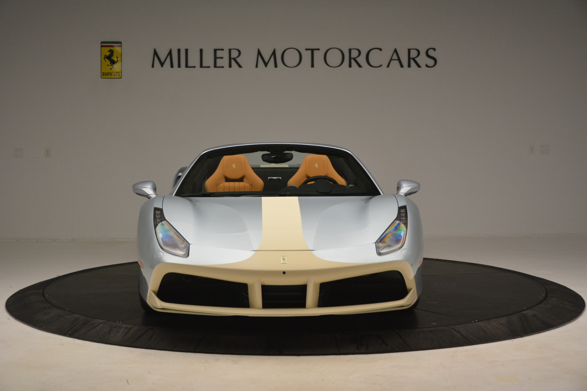 Used 2018 Ferrari 488 Spider  For Sale In Westport, CT 3168_p12