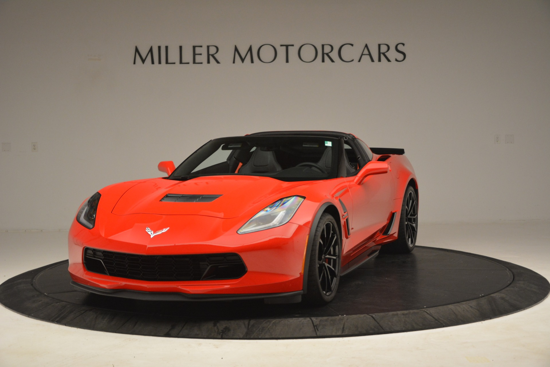 Used 2019 Chevrolet Corvette Grand Sport For Sale In Westport, CT