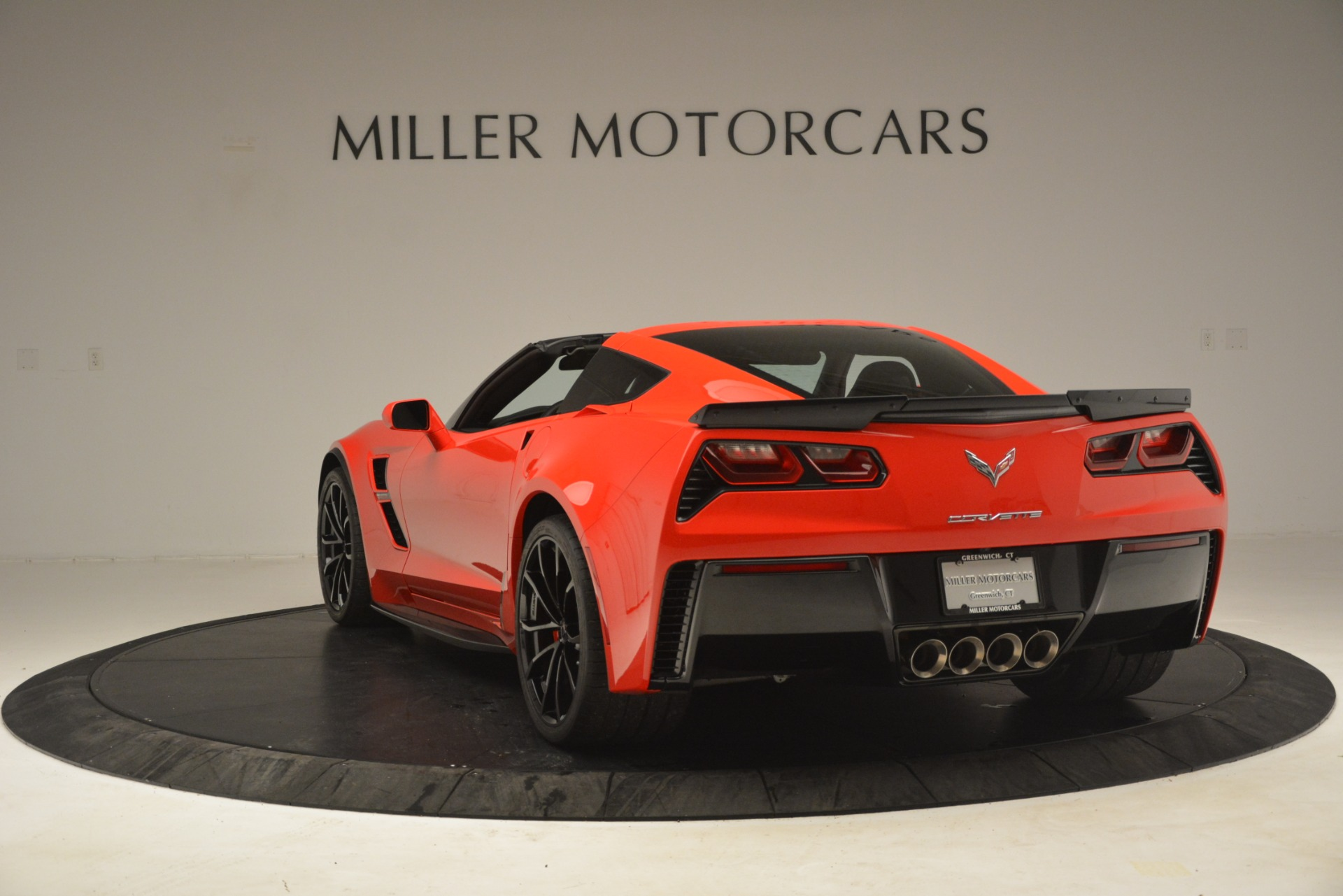 Used 2019 Chevrolet Corvette Grand Sport For Sale In Westport, CT 3169_p5