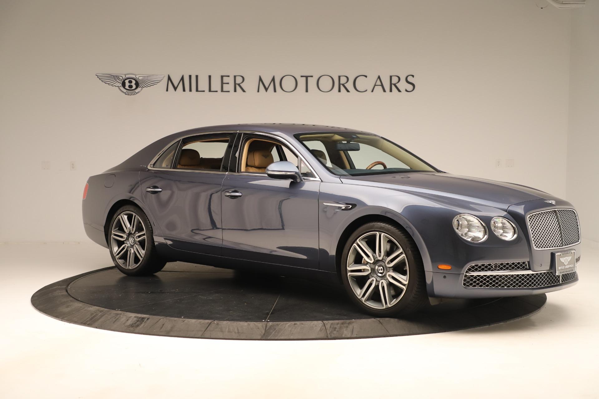 Used 2016 Bentley Flying Spur W12 For Sale In Westport, CT 3171_p11