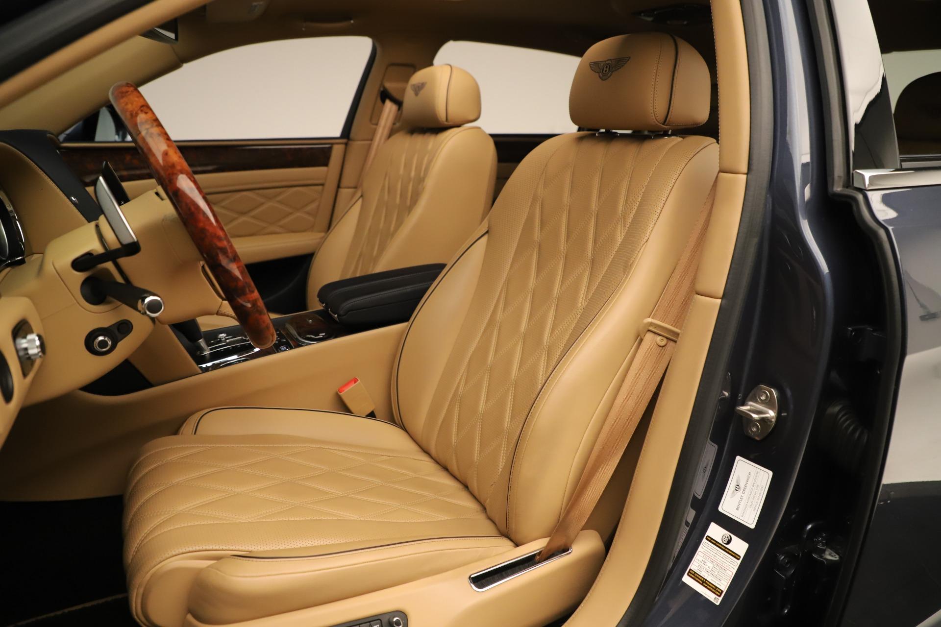 Used 2016 Bentley Flying Spur W12 For Sale In Westport, CT 3171_p19