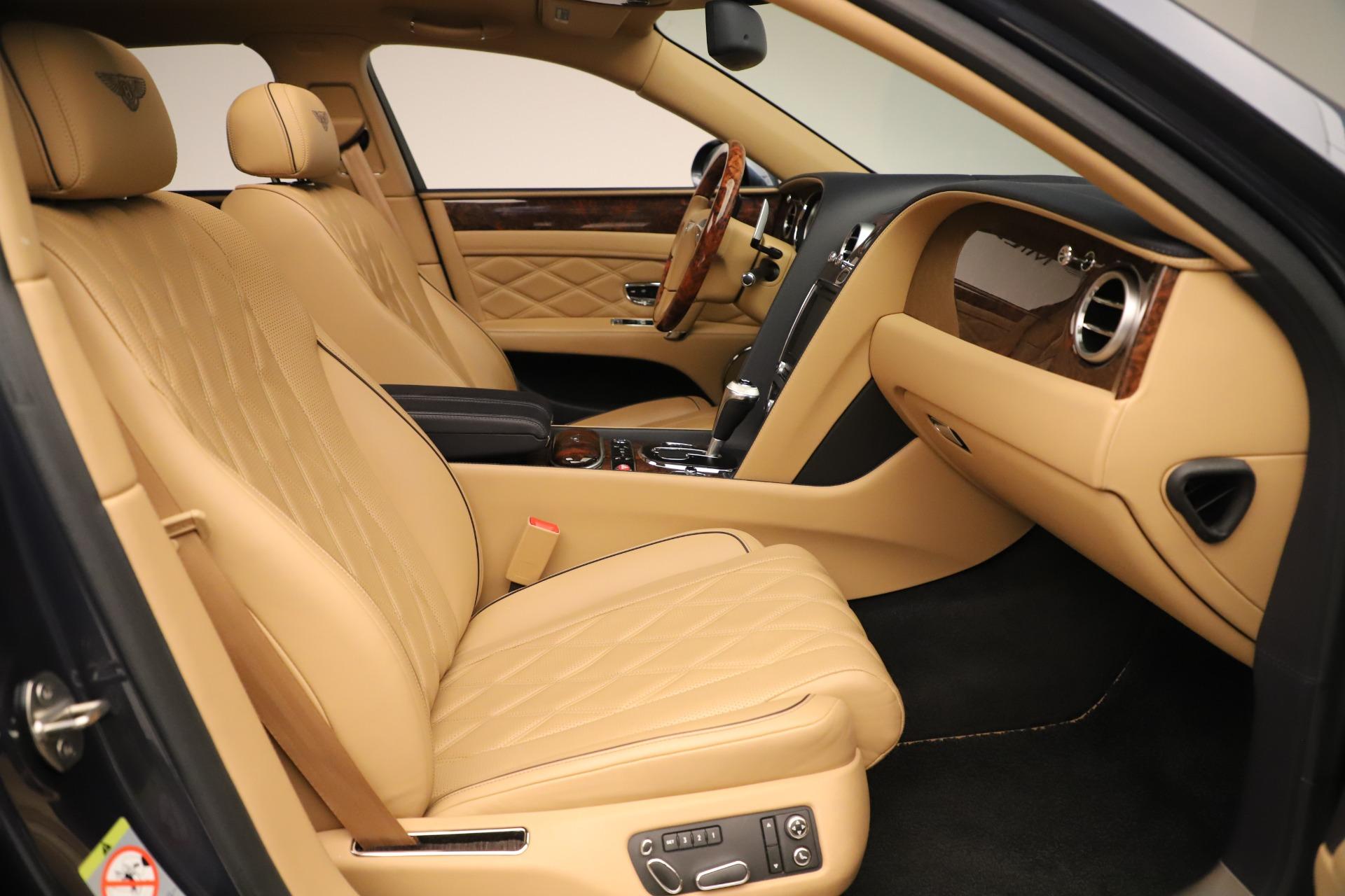 Used 2016 Bentley Flying Spur W12 For Sale In Westport, CT 3171_p27