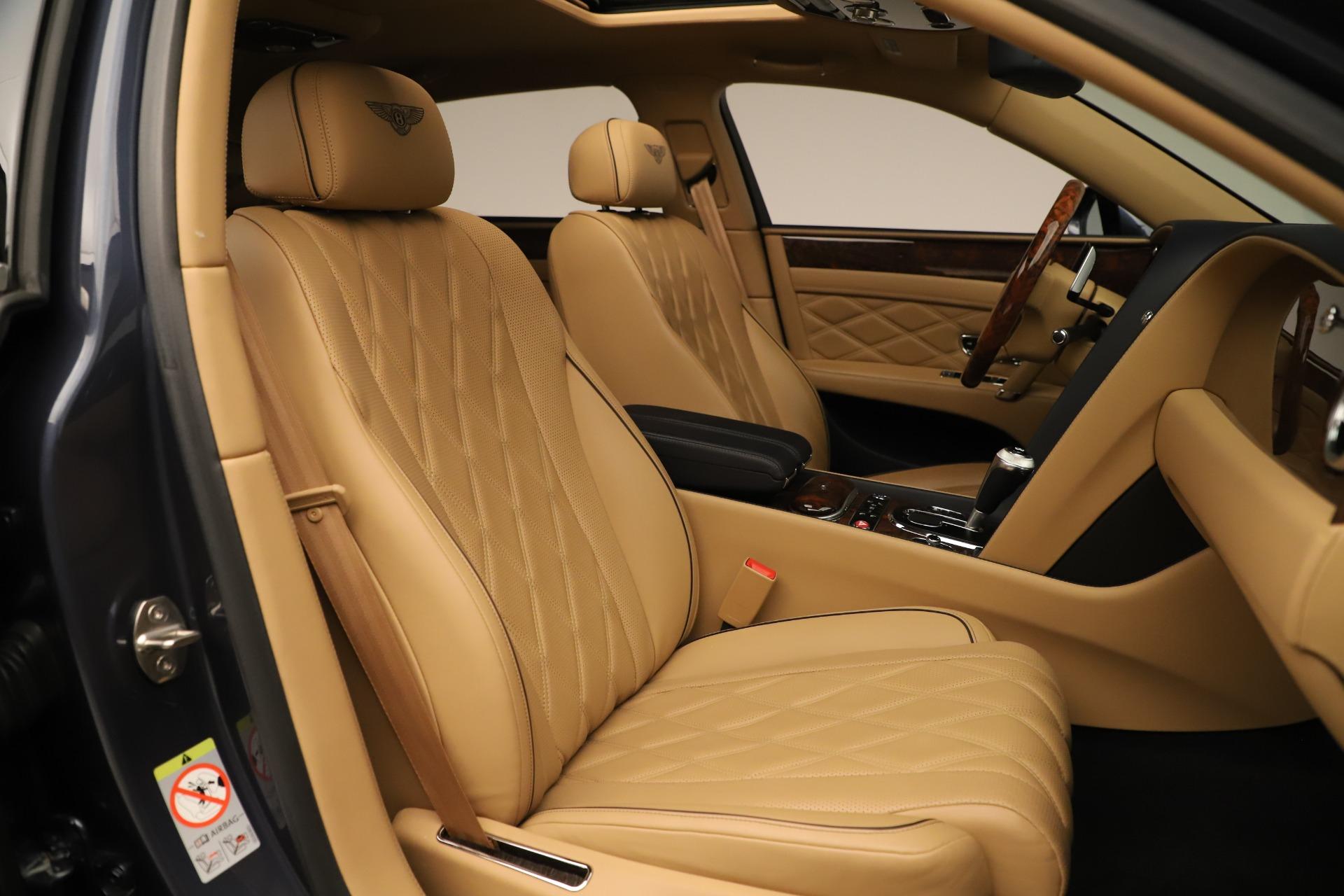 Used 2016 Bentley Flying Spur W12 For Sale In Westport, CT 3171_p28
