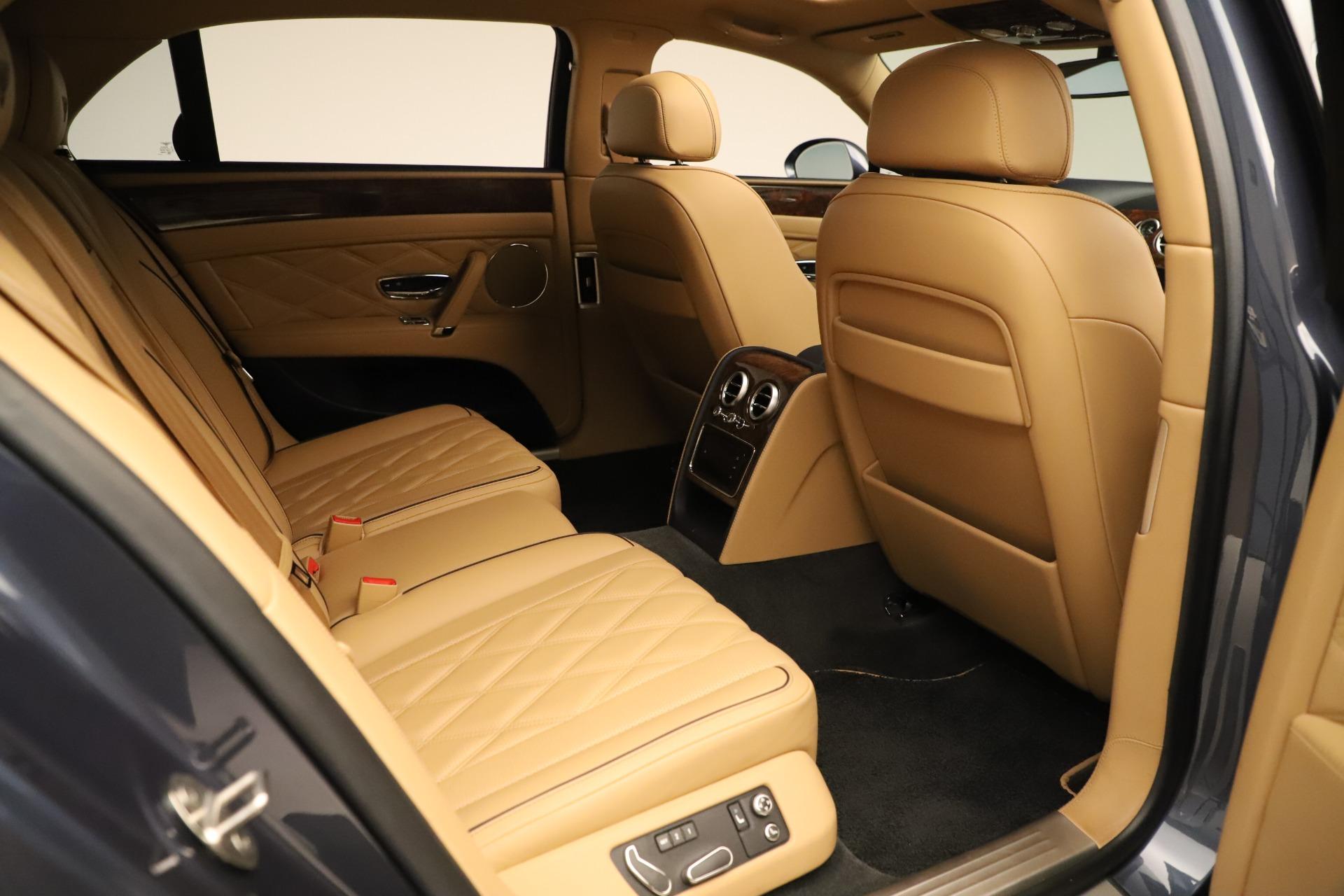 Used 2016 Bentley Flying Spur W12 For Sale In Westport, CT 3171_p29