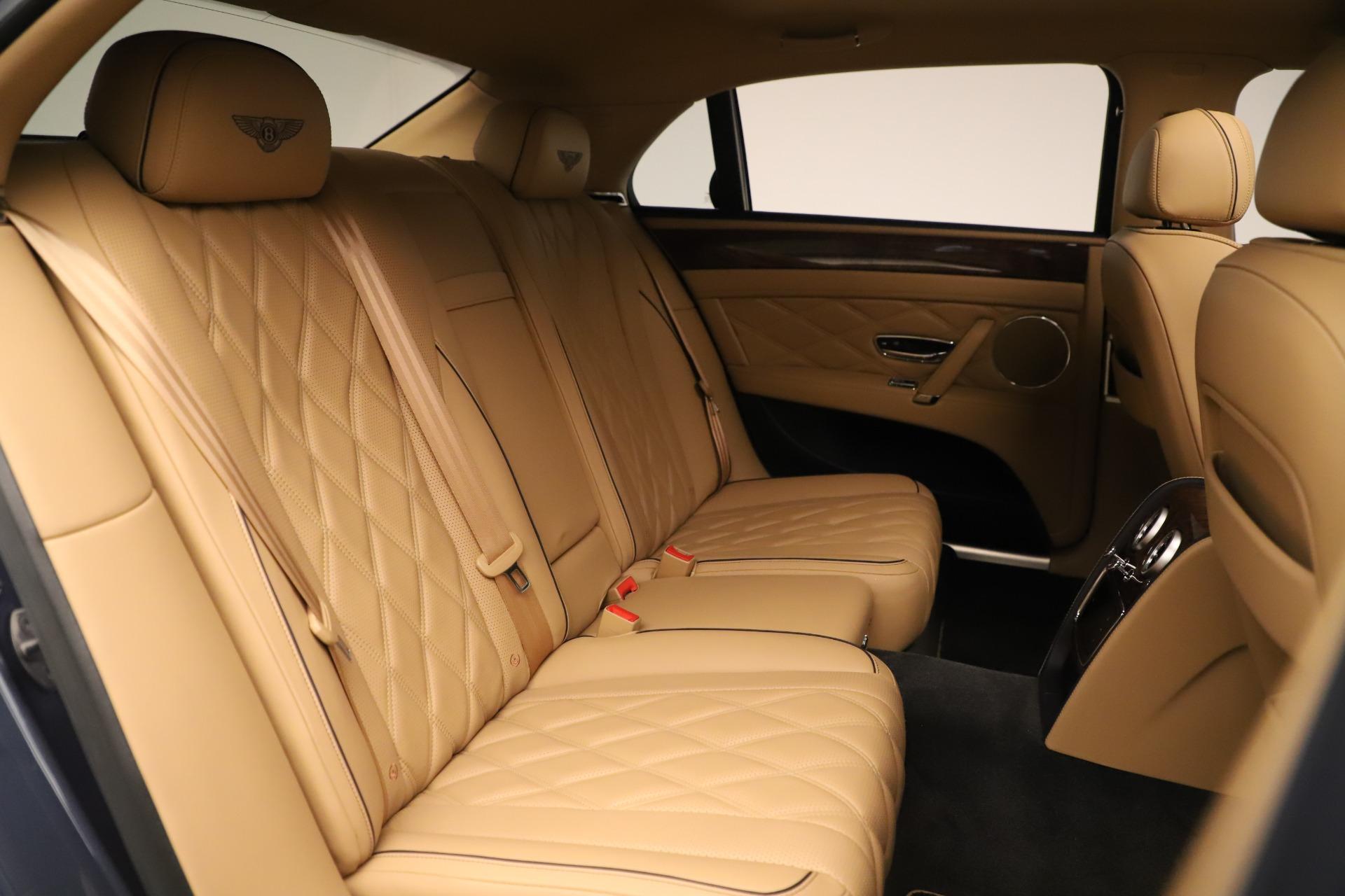 Used 2016 Bentley Flying Spur W12 For Sale In Westport, CT 3171_p31
