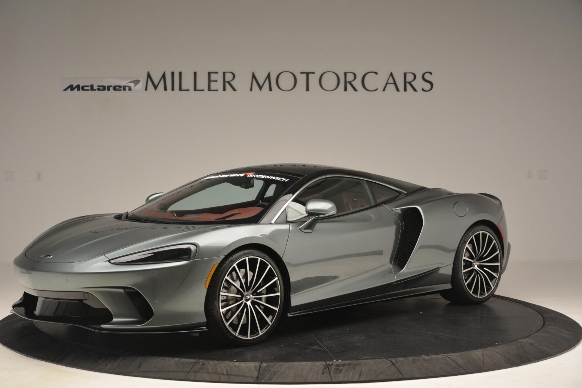New 2020 McLaren GT Coupe For Sale In Westport, CT 3172_main