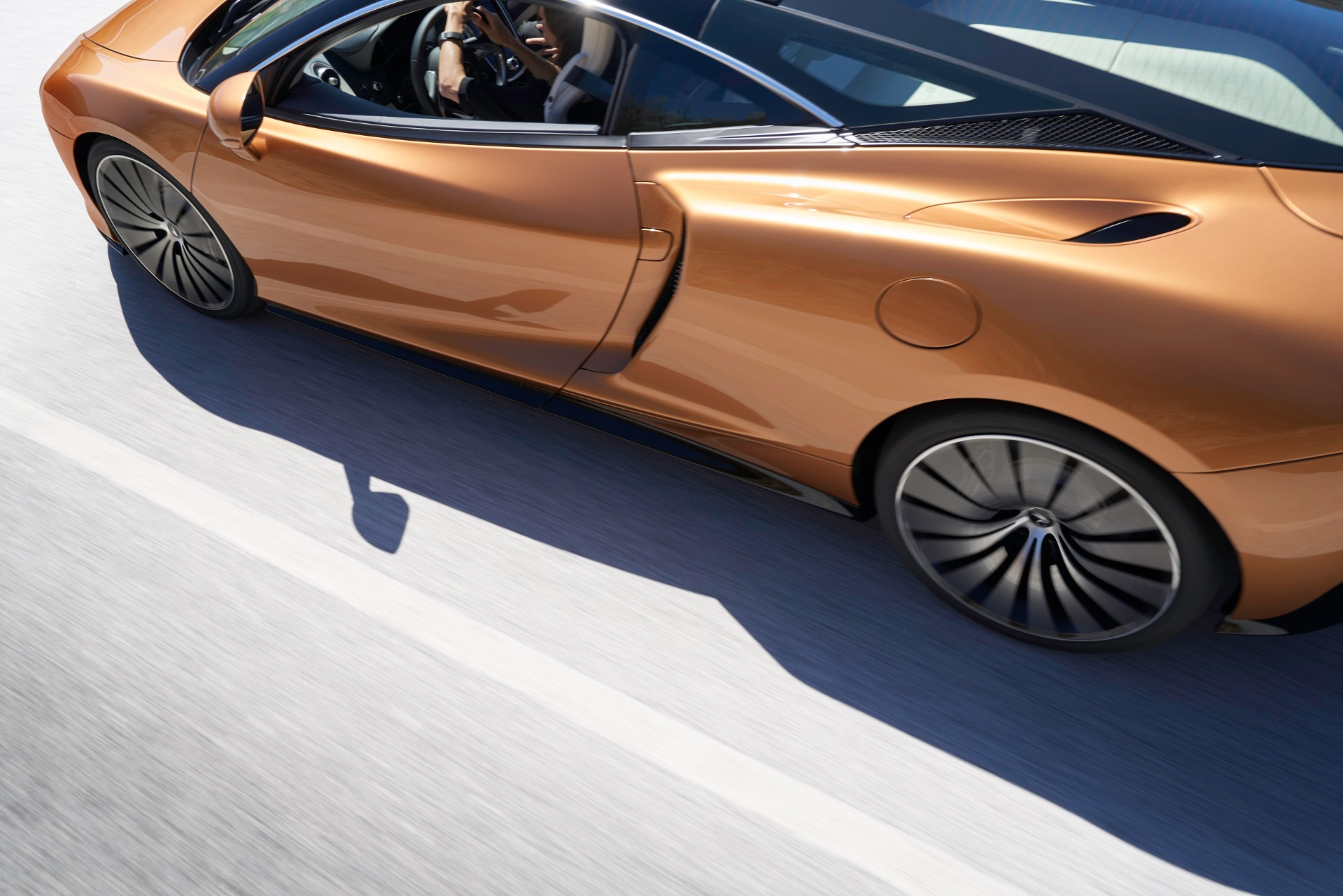 New 2020 McLaren GT Coupe For Sale In Westport, CT 3172_p30