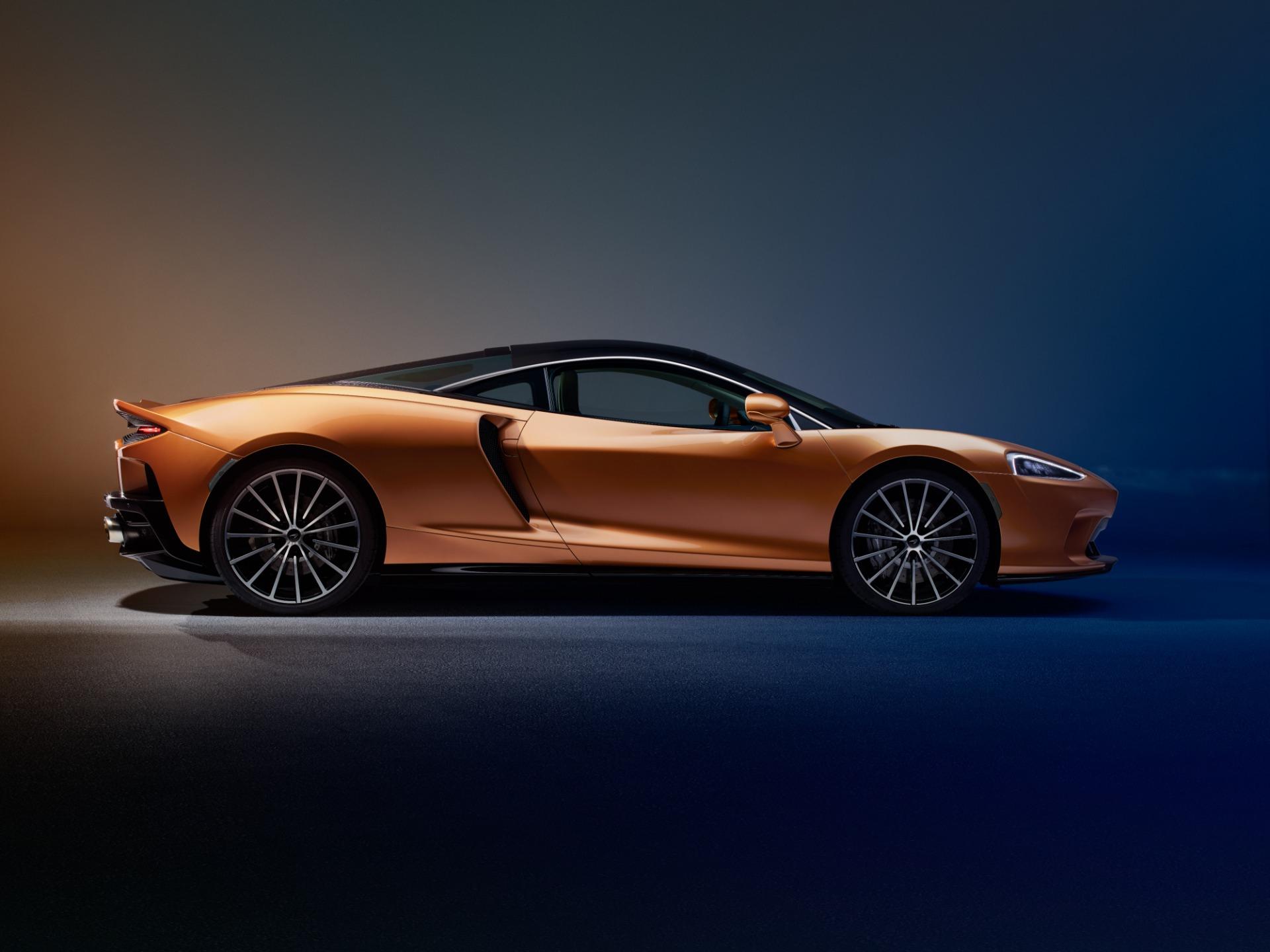 New 2020 McLaren GT Coupe For Sale In Westport, CT 3172_p8