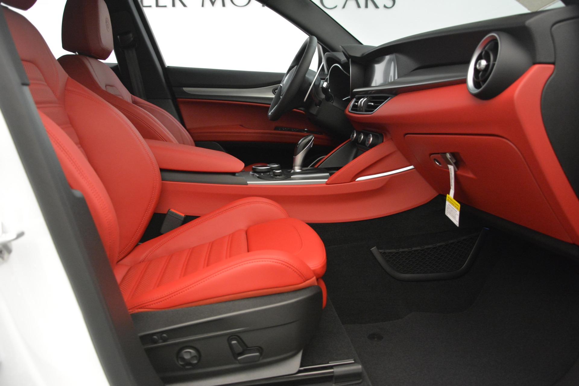 New 2019 Alfa Romeo Stelvio Ti Sport Q4 For Sale In Westport, CT 3173_p21
