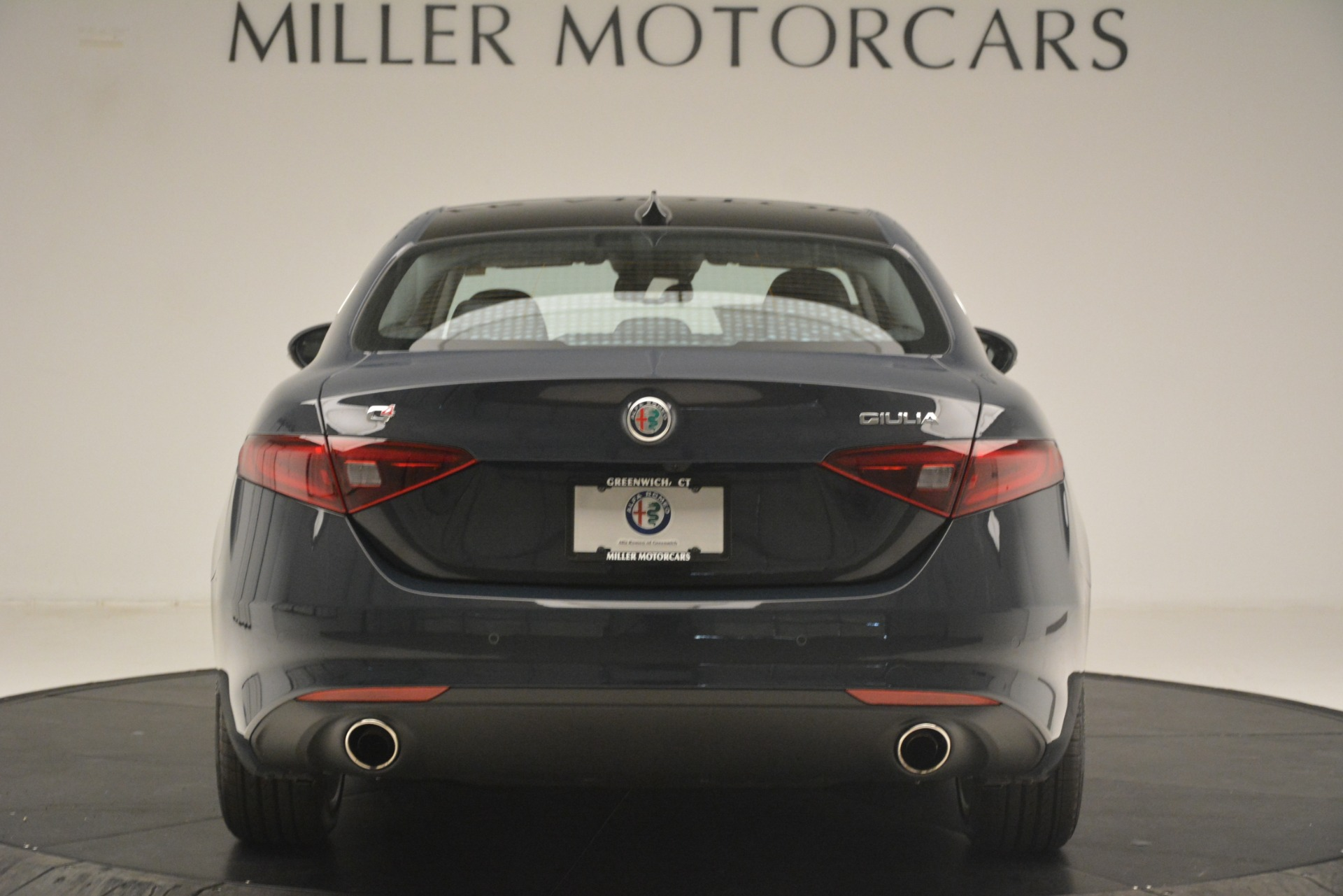 New 2019 Alfa Romeo Giulia Q4 For Sale In Westport, CT 3174_p6