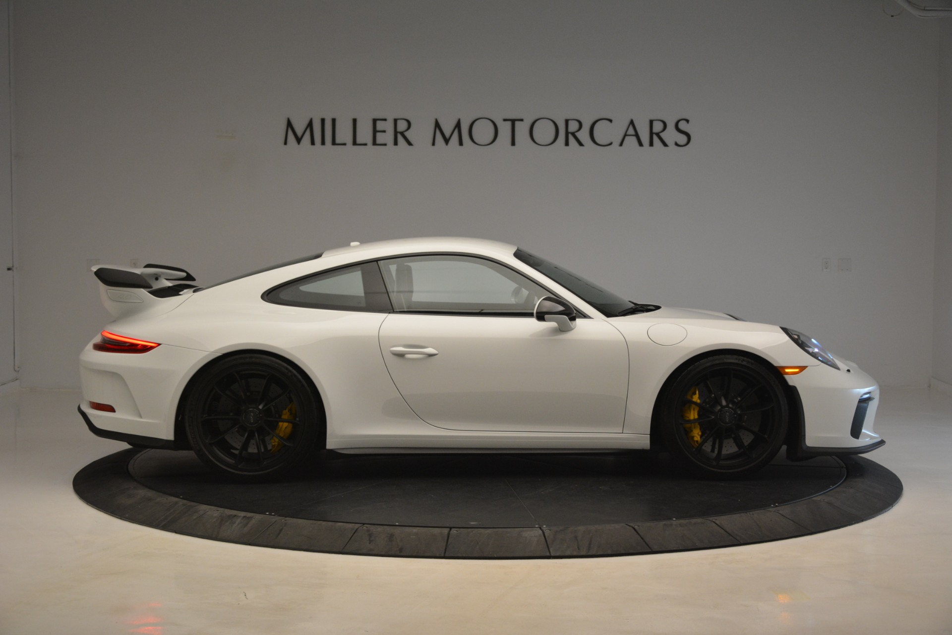 Used 2018 Porsche 911 GT3 For Sale In Westport, CT 3176_p7