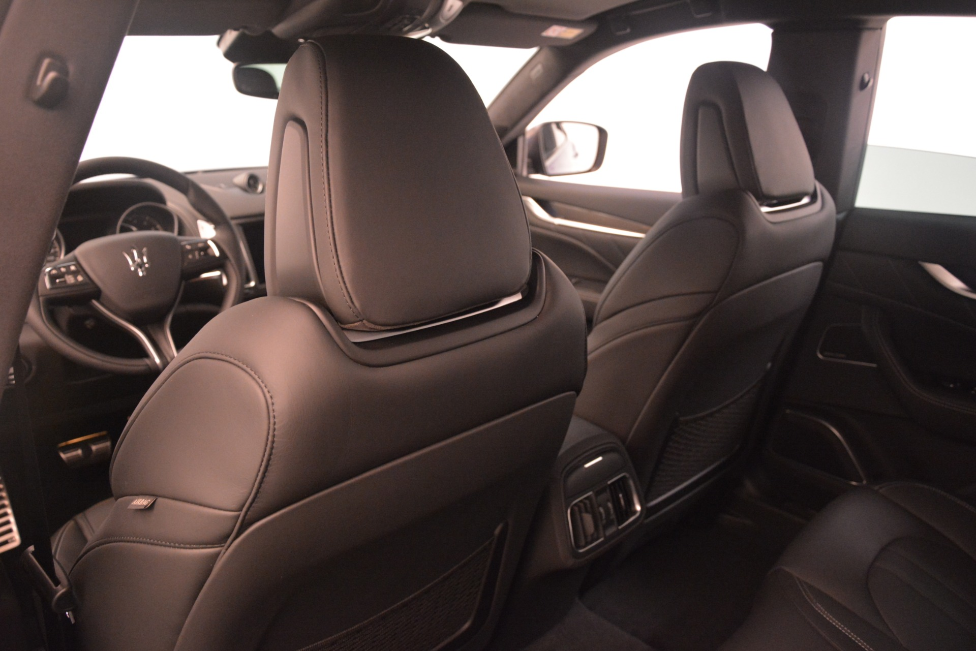 New 2019 Maserati Levante SQ4 GranSport Nerissimo For Sale In Westport, CT 3179_p20