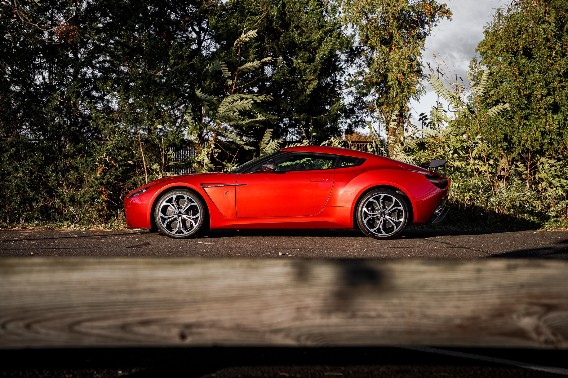 Used 2013 Aston Martin V12 Zagato Coupe For Sale In Westport, CT 3181_p35