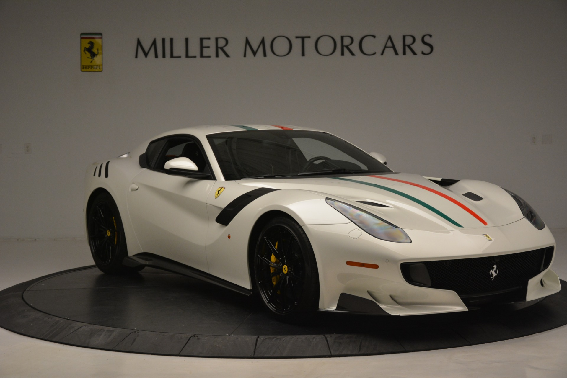 Used 2017 Ferrari F12tdf  For Sale In Westport, CT 3183_p11