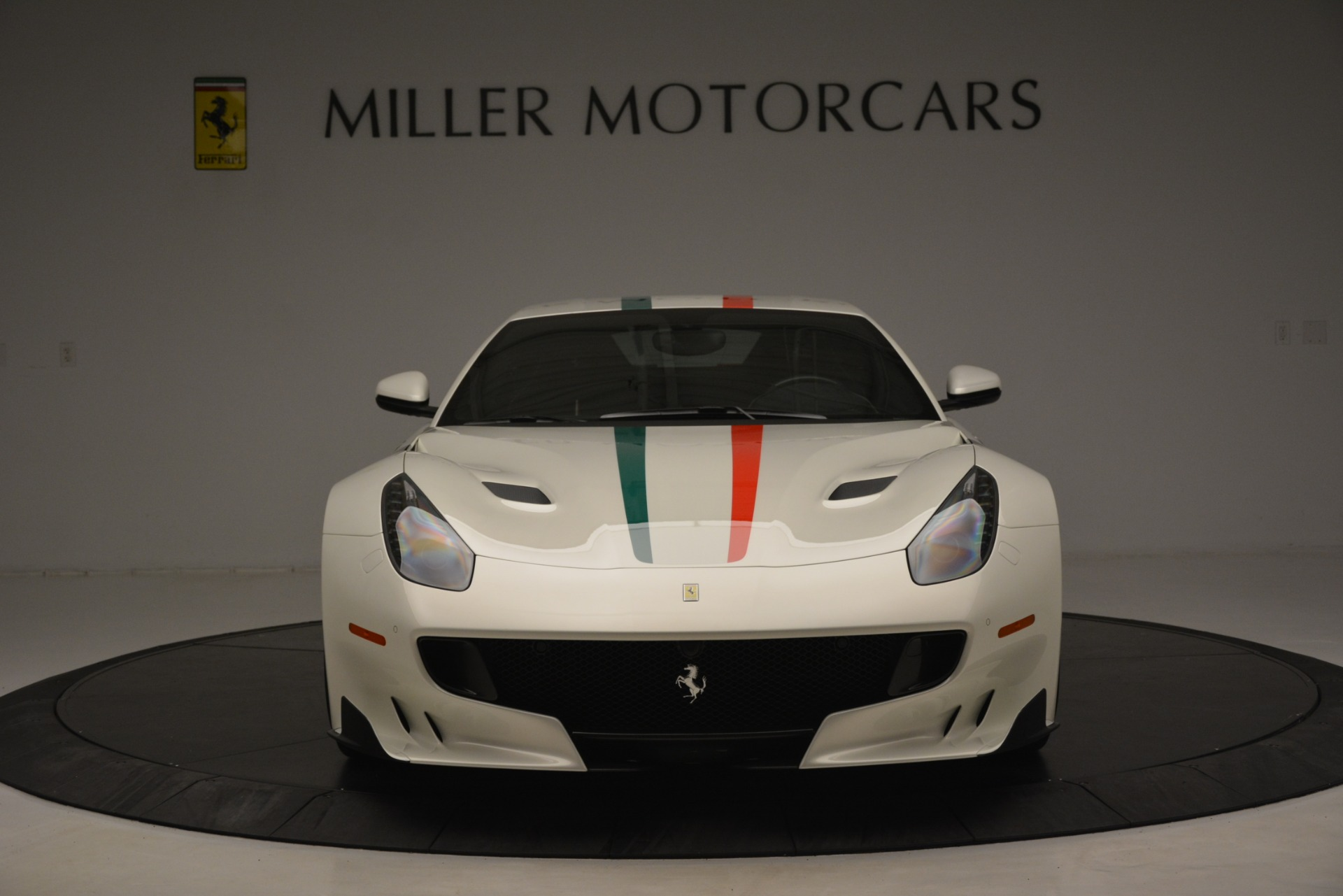Used 2017 Ferrari F12tdf  For Sale In Westport, CT 3183_p12