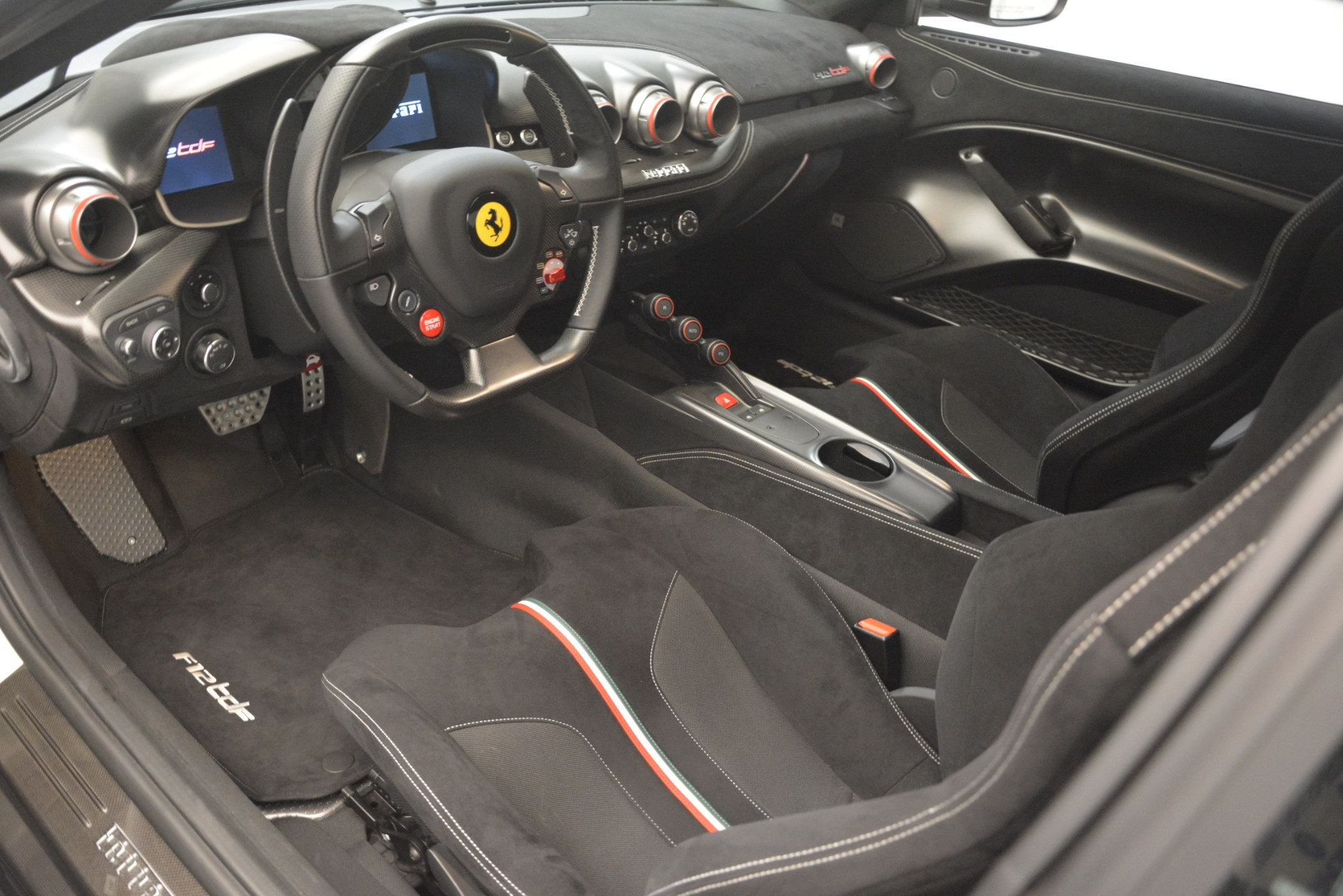 Used 2017 Ferrari F12tdf  For Sale In Westport, CT 3183_p13
