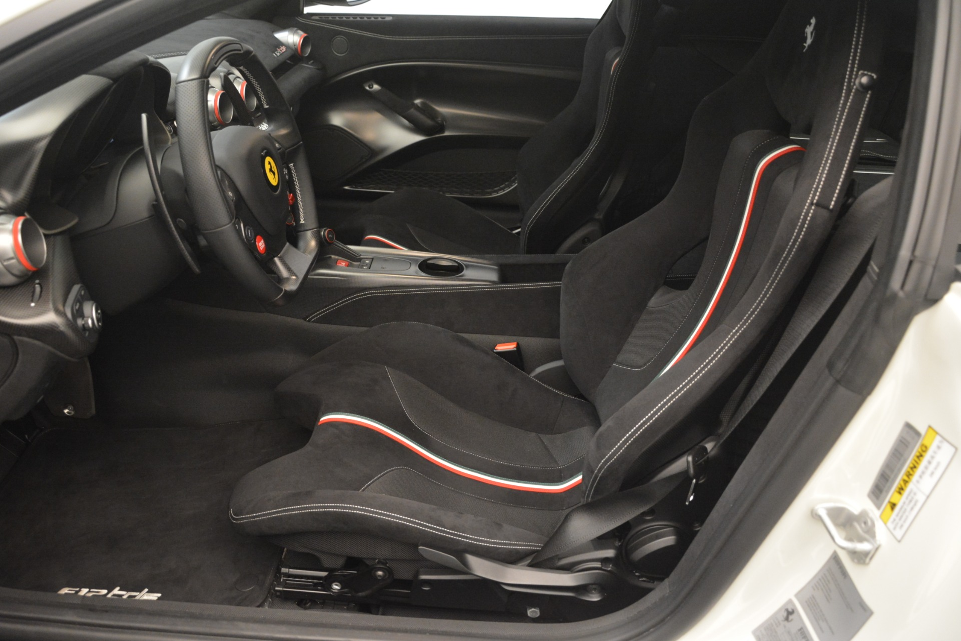 Used 2017 Ferrari F12tdf  For Sale In Westport, CT 3183_p14