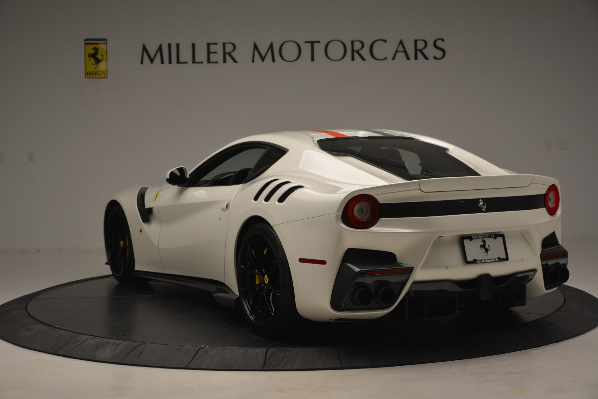 Used 2017 Ferrari F12tdf  For Sale In Westport, CT 3183_p5