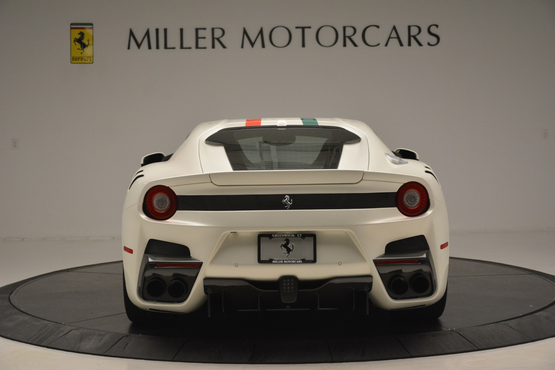 Used 2017 Ferrari F12tdf  For Sale In Westport, CT 3183_p6