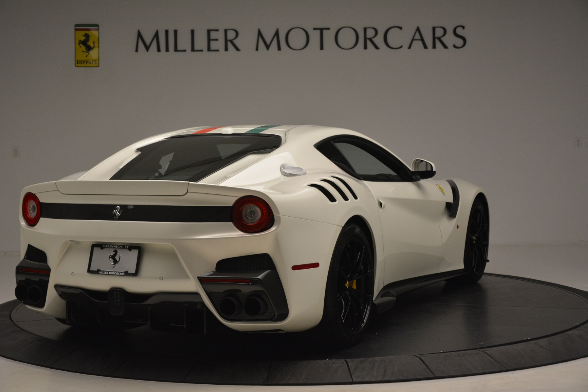 Used 2017 Ferrari F12tdf  For Sale In Westport, CT 3183_p7