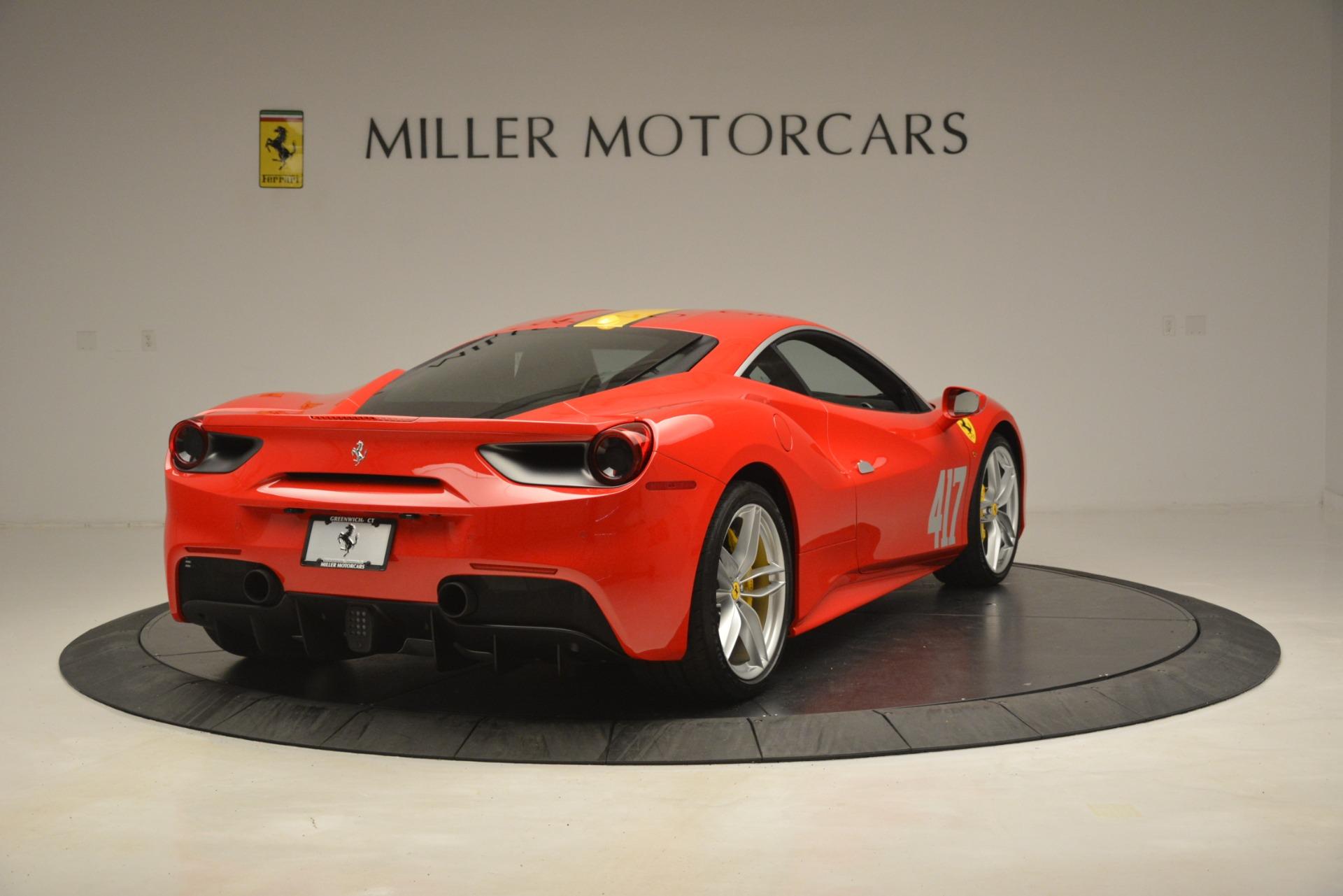 Used 2018 Ferrari 488 GTB  For Sale In Westport, CT 3185_p7