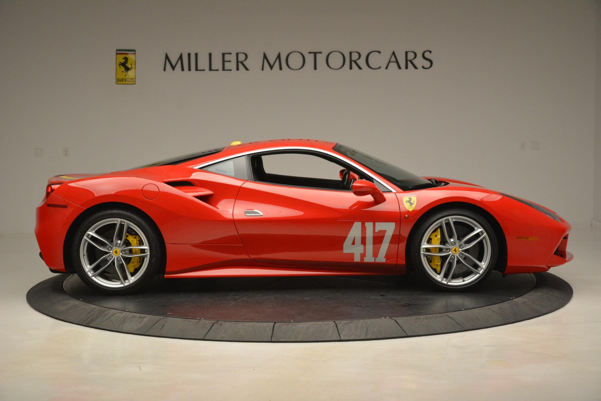 Used 2018 Ferrari 488 GTB  For Sale In Westport, CT 3185_p9