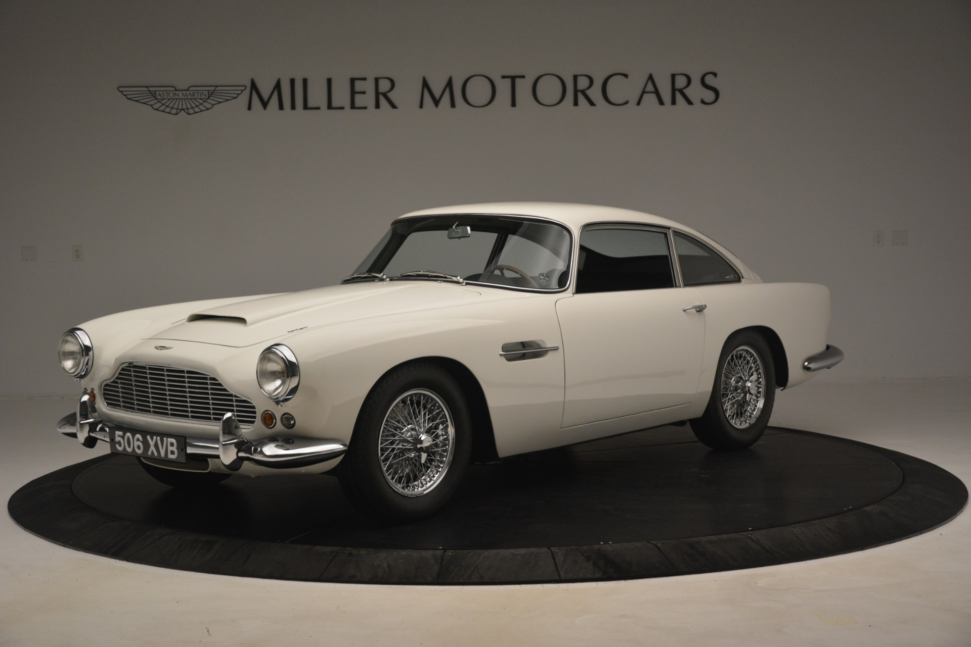 Used 1961 Aston Martin DB4 Series IV Coupe For Sale In Westport, CT 3186_main