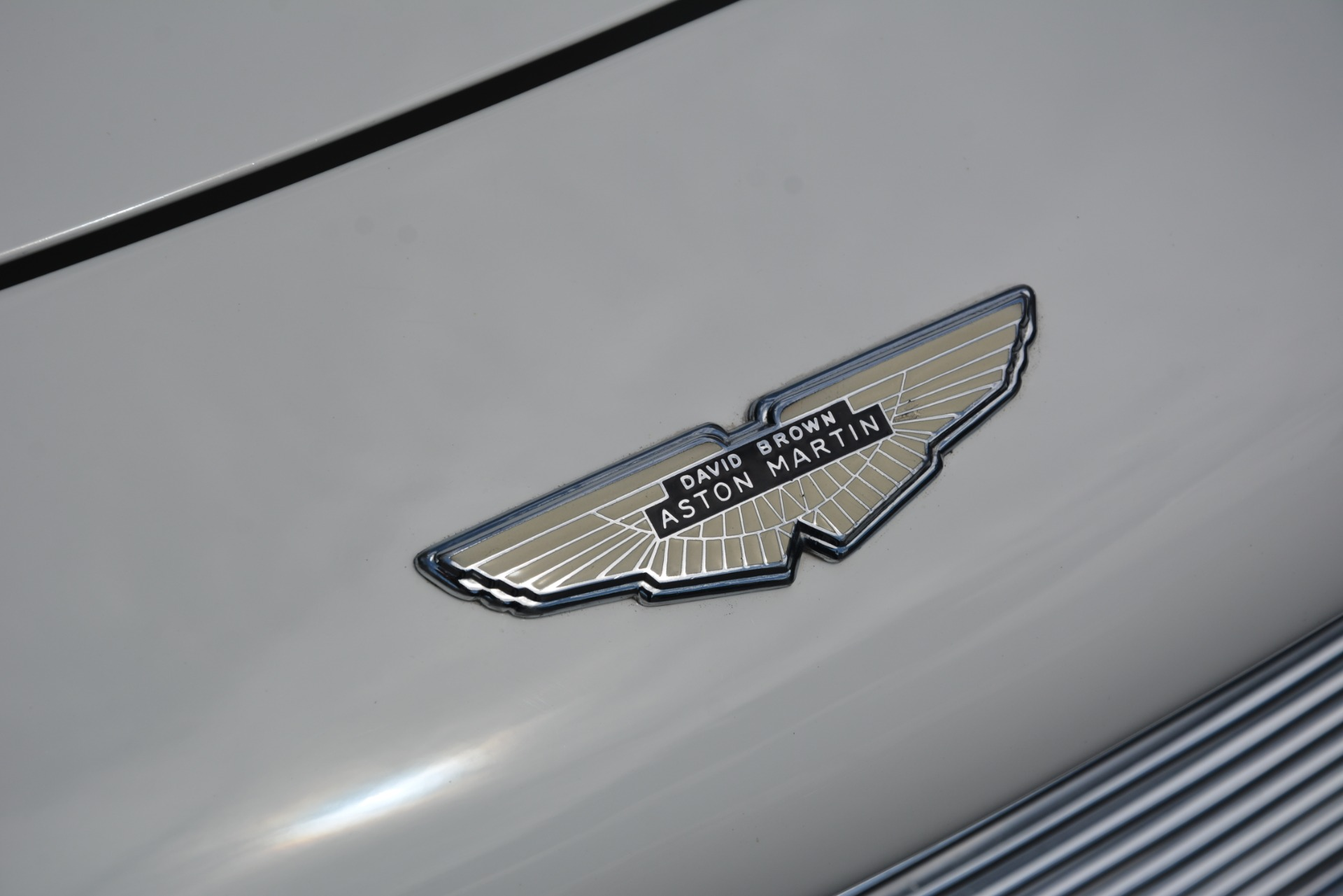 Used 1961 Aston Martin DB4 Series IV Coupe For Sale In Westport, CT 3186_p18
